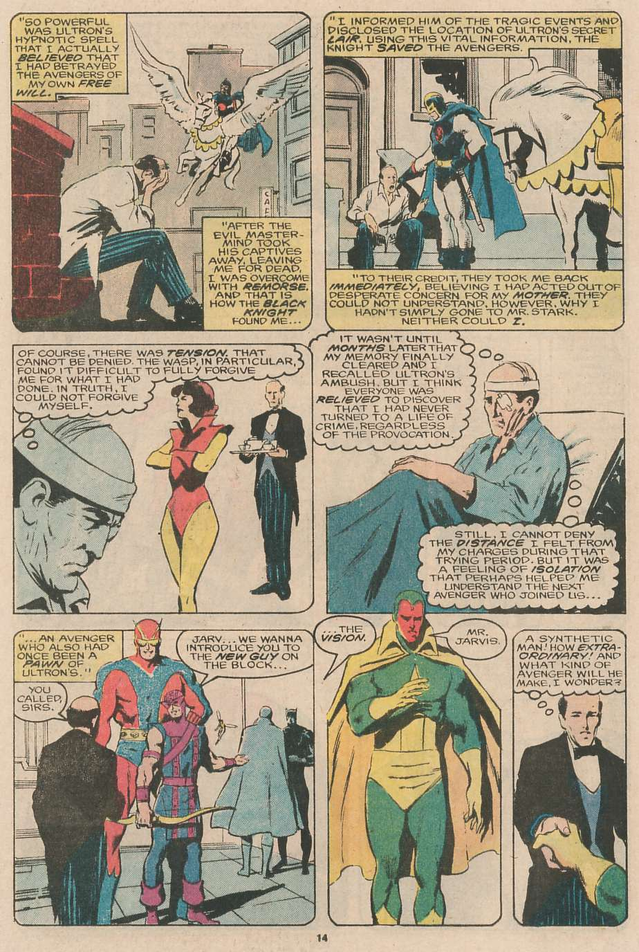 The Avengers (1963) 280 Page 14