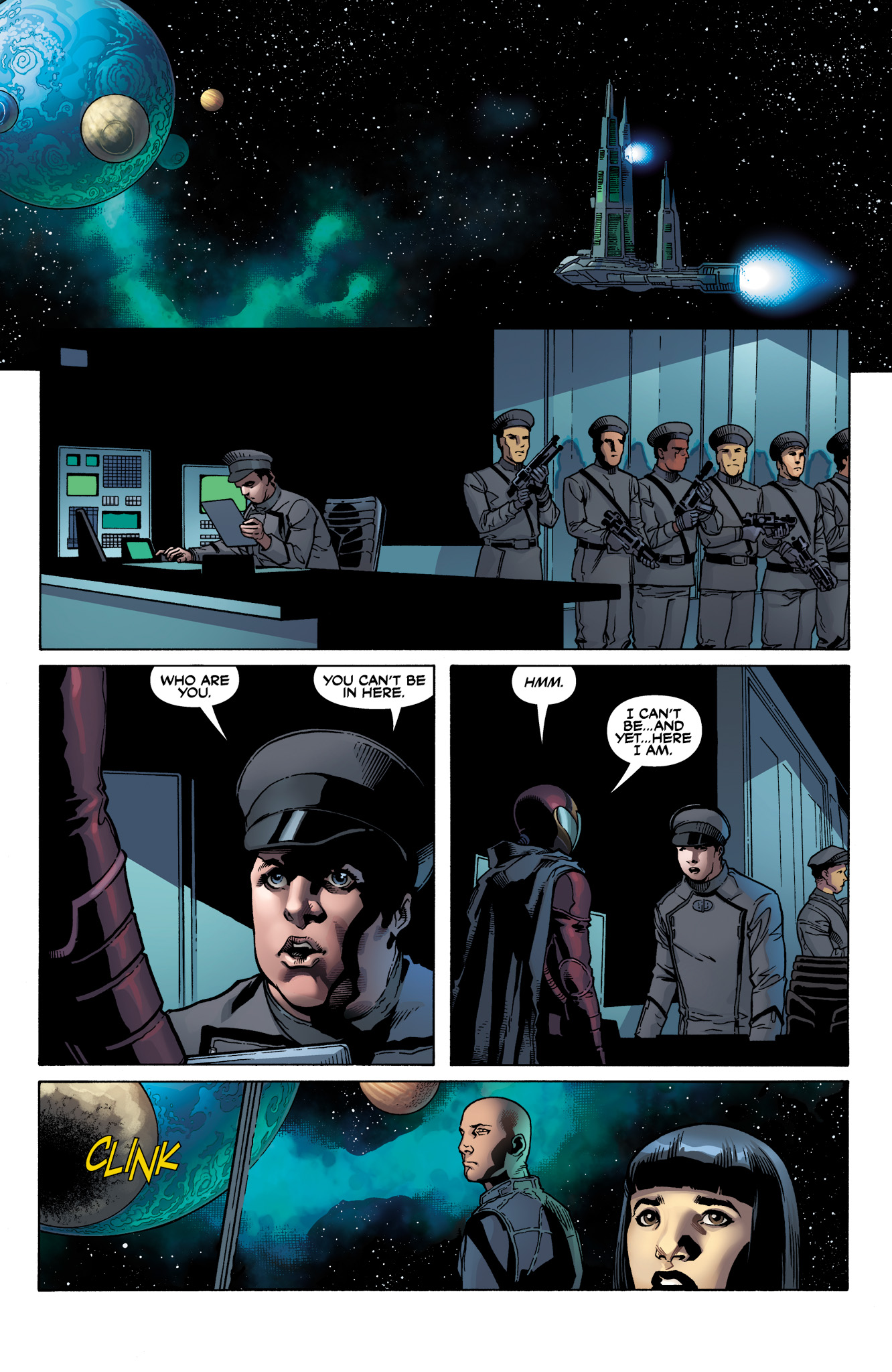 Read online Serenity: Firefly Class 03-K64  Leaves on the Wind comic -  Issue #1 - 21