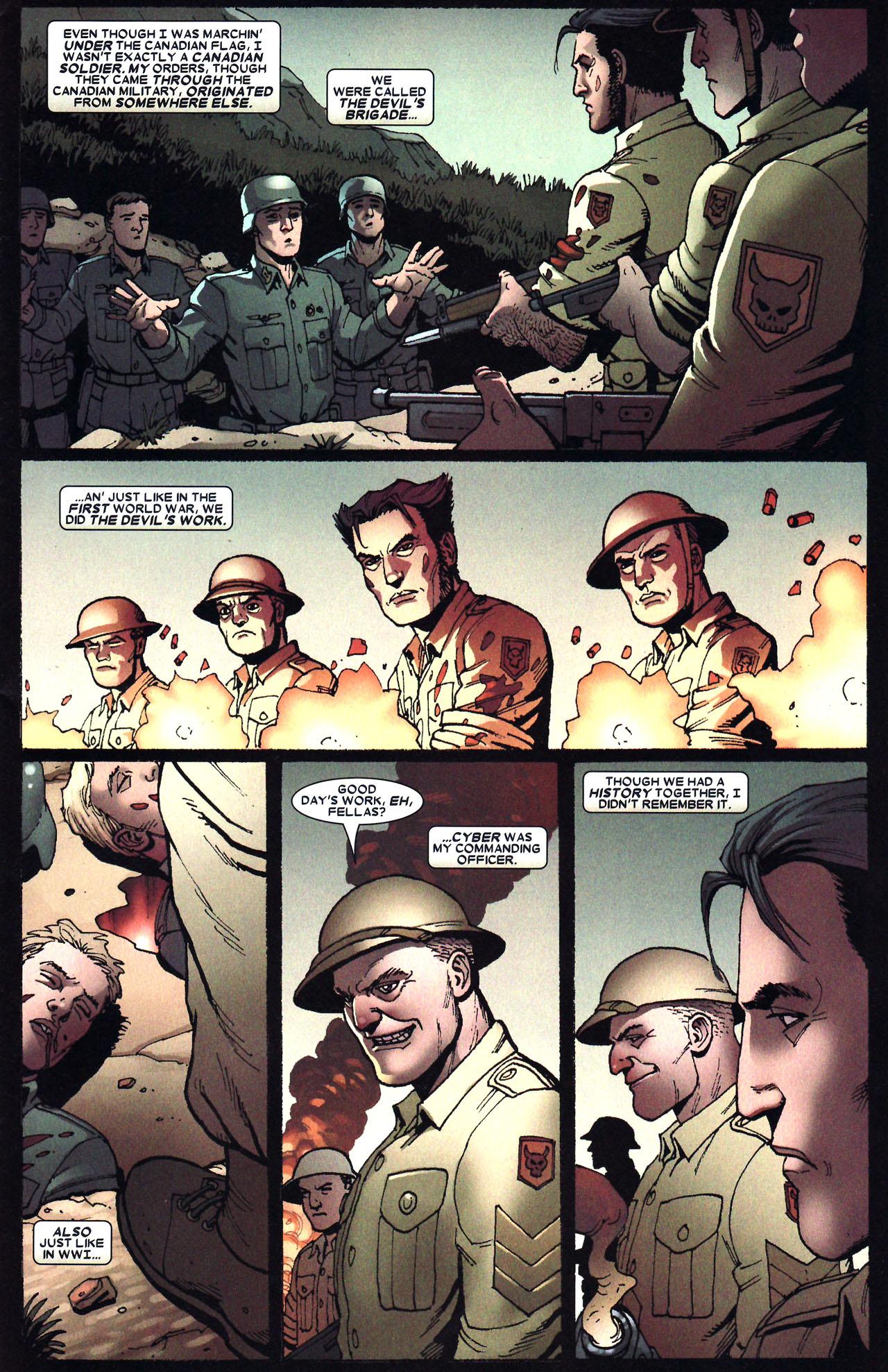 Read online Wolverine: Origins comic -  Issue #17 - 4