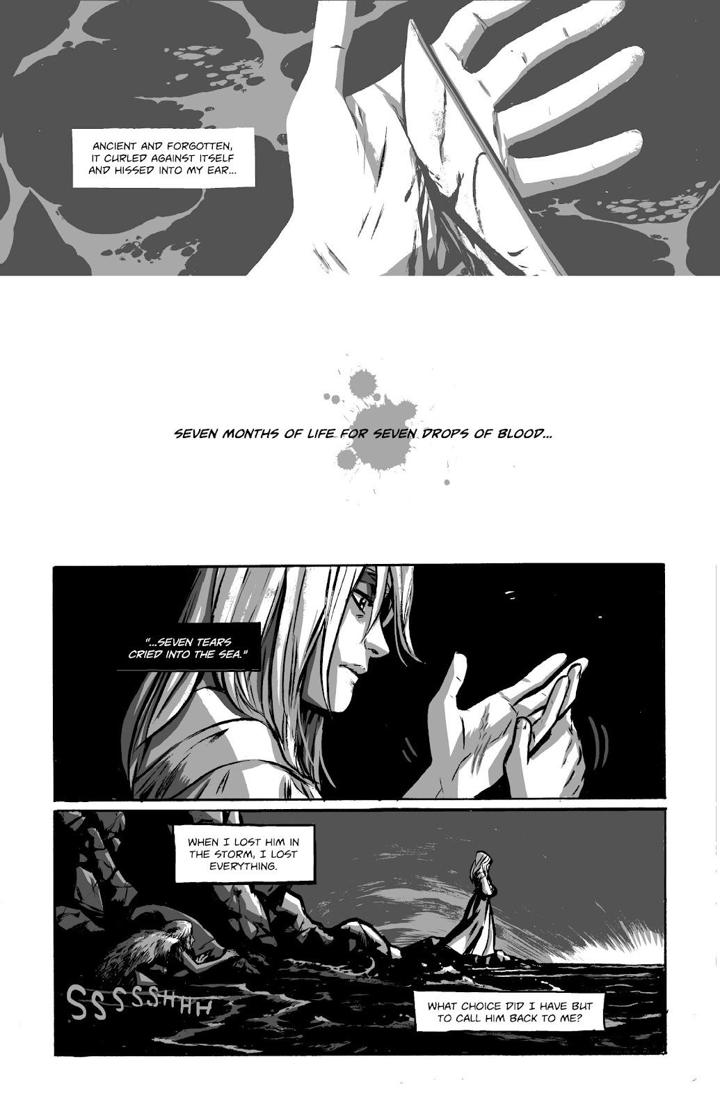 Read online Demeter comic -  Issue # Full - 15