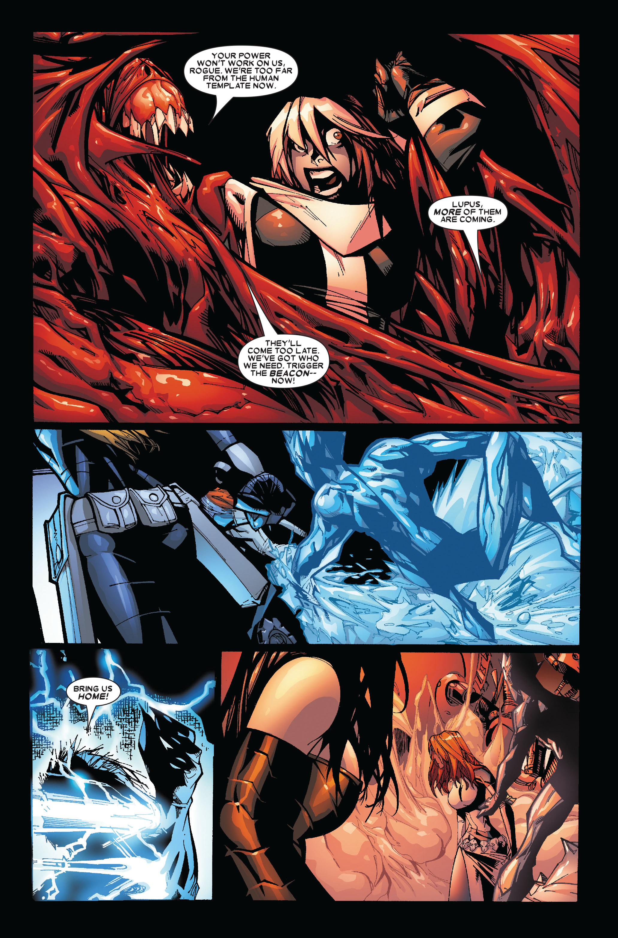 X-Men (1991) 194 Page 21