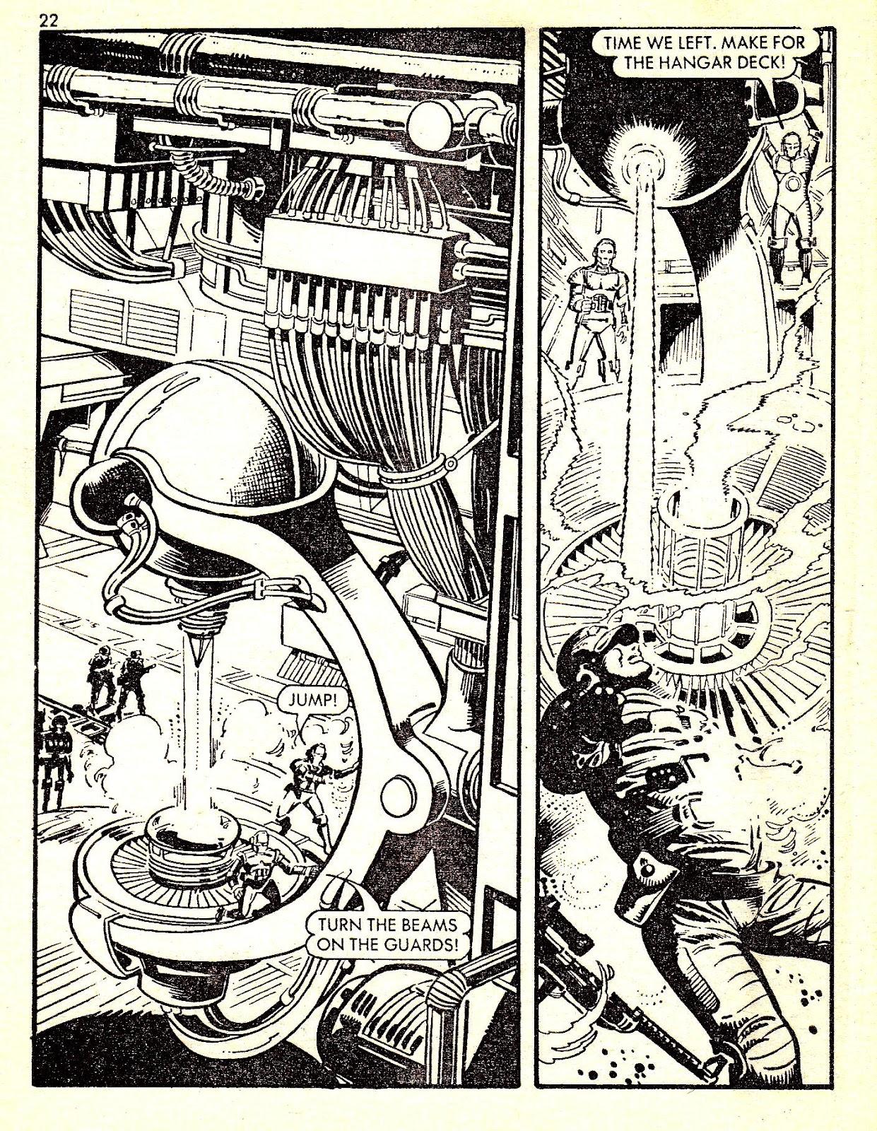 Starblazer issue 140 - Page 22