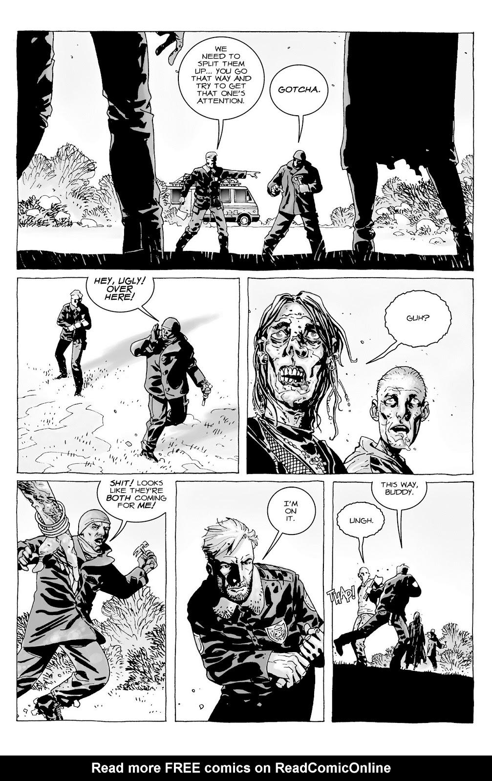 The Walking Dead issue Special - Tyreese Special - Page 24