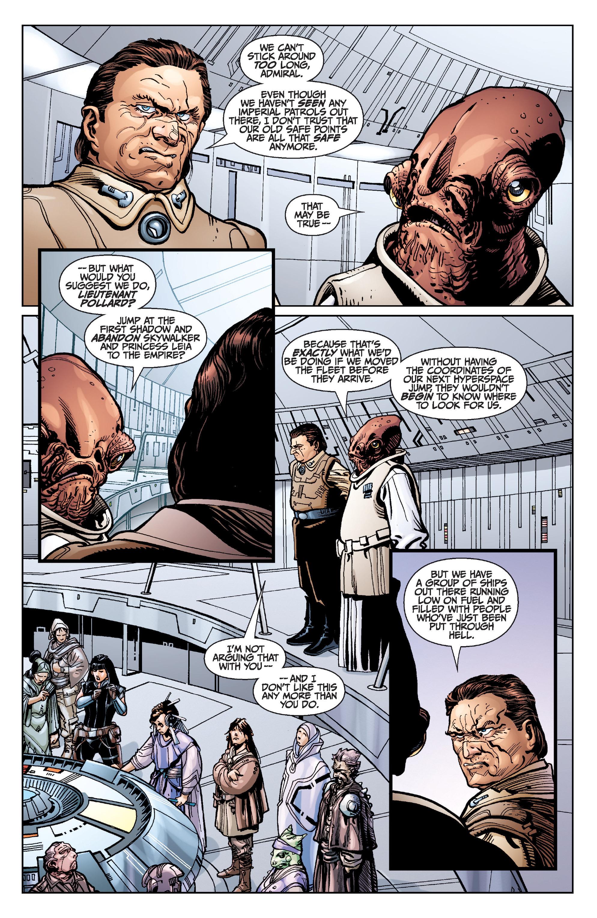 Read online Star Wars Omnibus comic -  Issue # Vol. 20 - 327