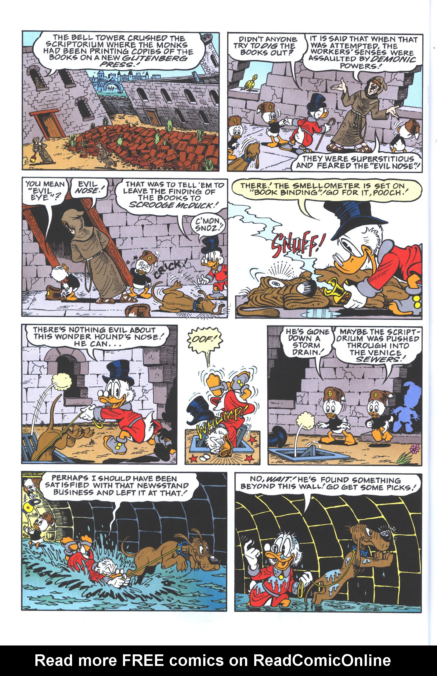 Read online Uncle Scrooge (1953) comic -  Issue #383 - 18
