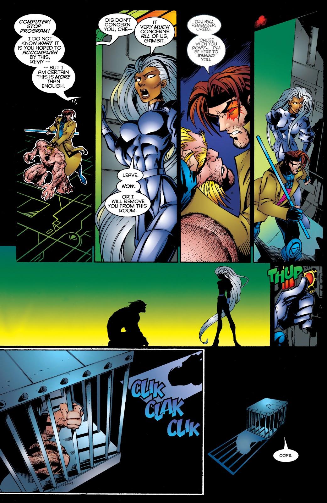 Uncanny X-Men (1963) issue 326 - Page 20