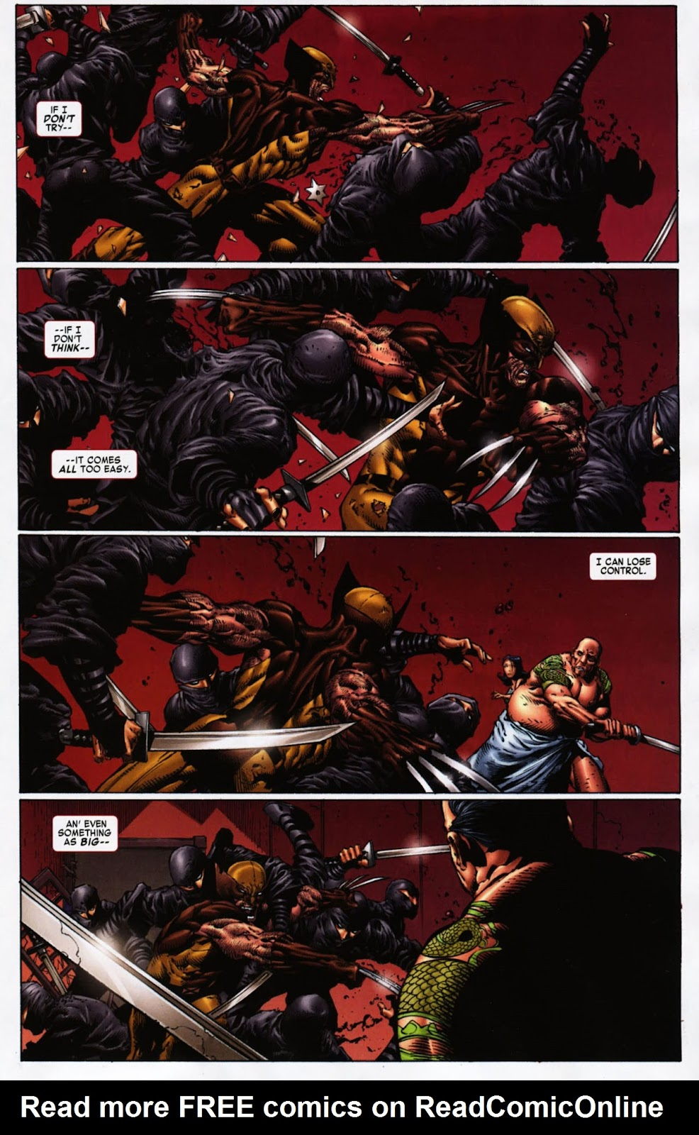 Read online Wolverine (2003) comic -  Issue #900 - 8