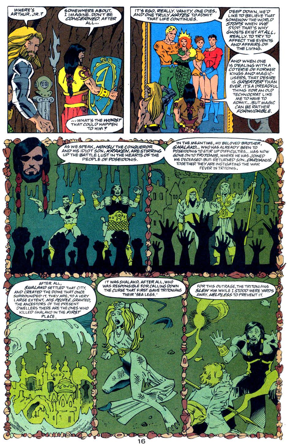 Read online Aquaman (1994) comic -  Issue #Aquaman (1994) _Annual 4 - 17