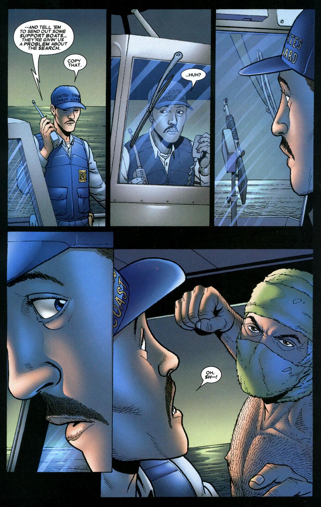 Read online Wolverine: Origins comic -  Issue #6 - 13