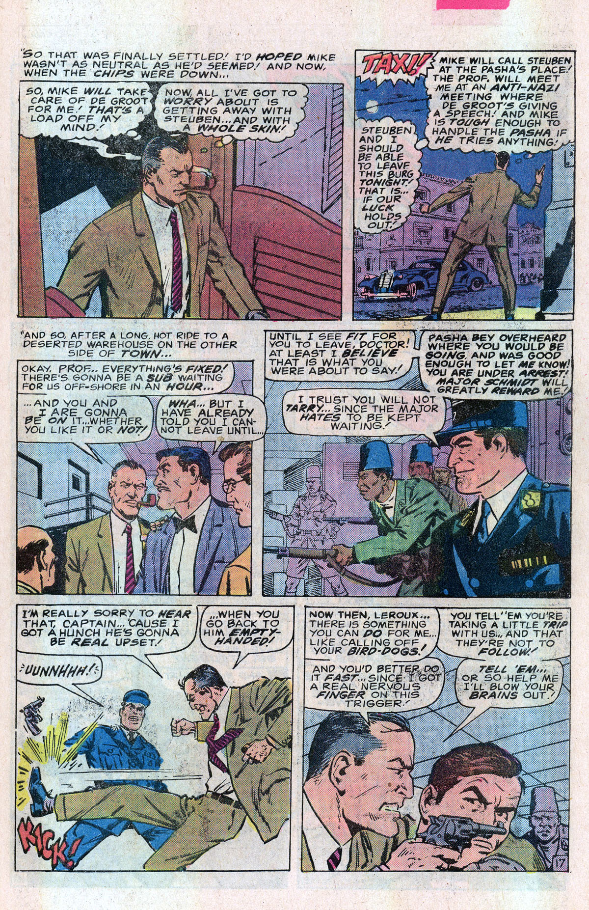 Read online Sgt. Fury comic -  Issue #166 - 26