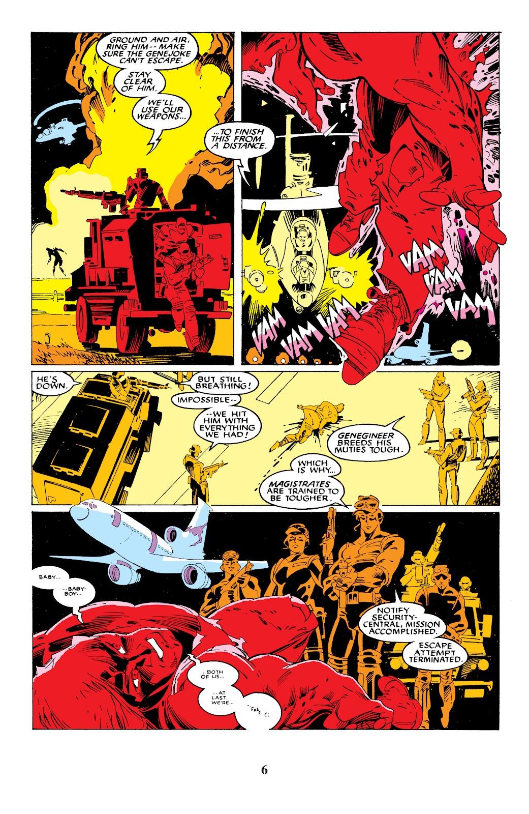 Uncanny X-Men (1963) issue 235 - Page 6