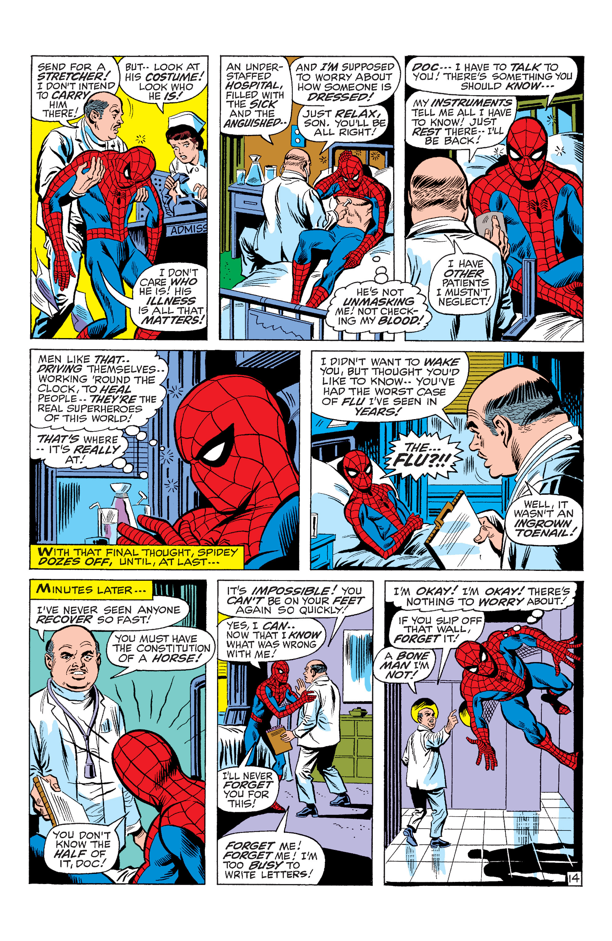 The Amazing Spider-Man (1963) 87 Page 13