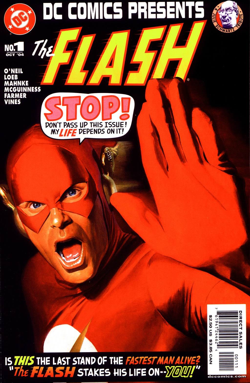 DC Comics Presents (2004) The_Flash Page 1