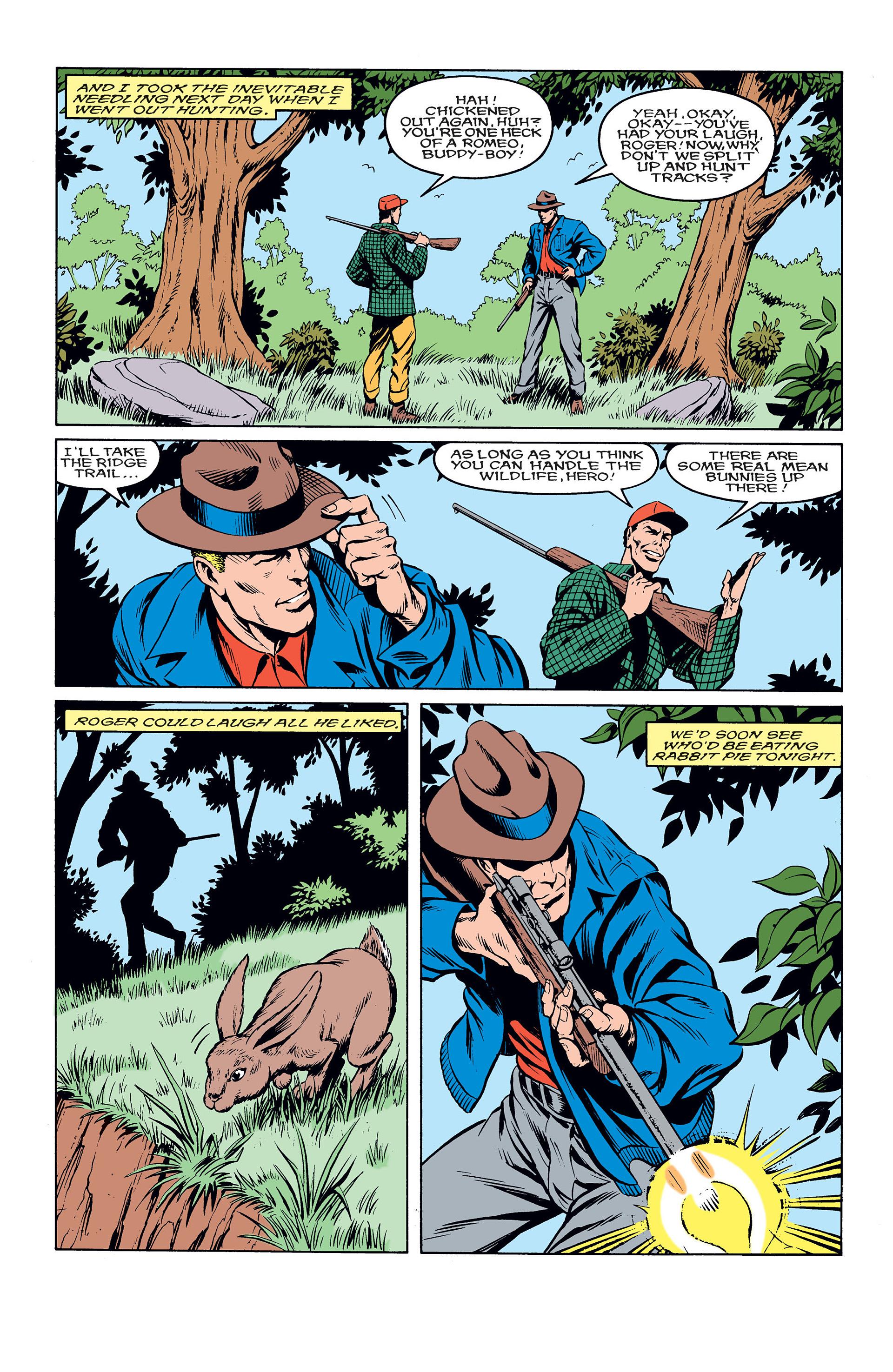 Read online Animal Man (1988) comic -  Issue #10 - 11