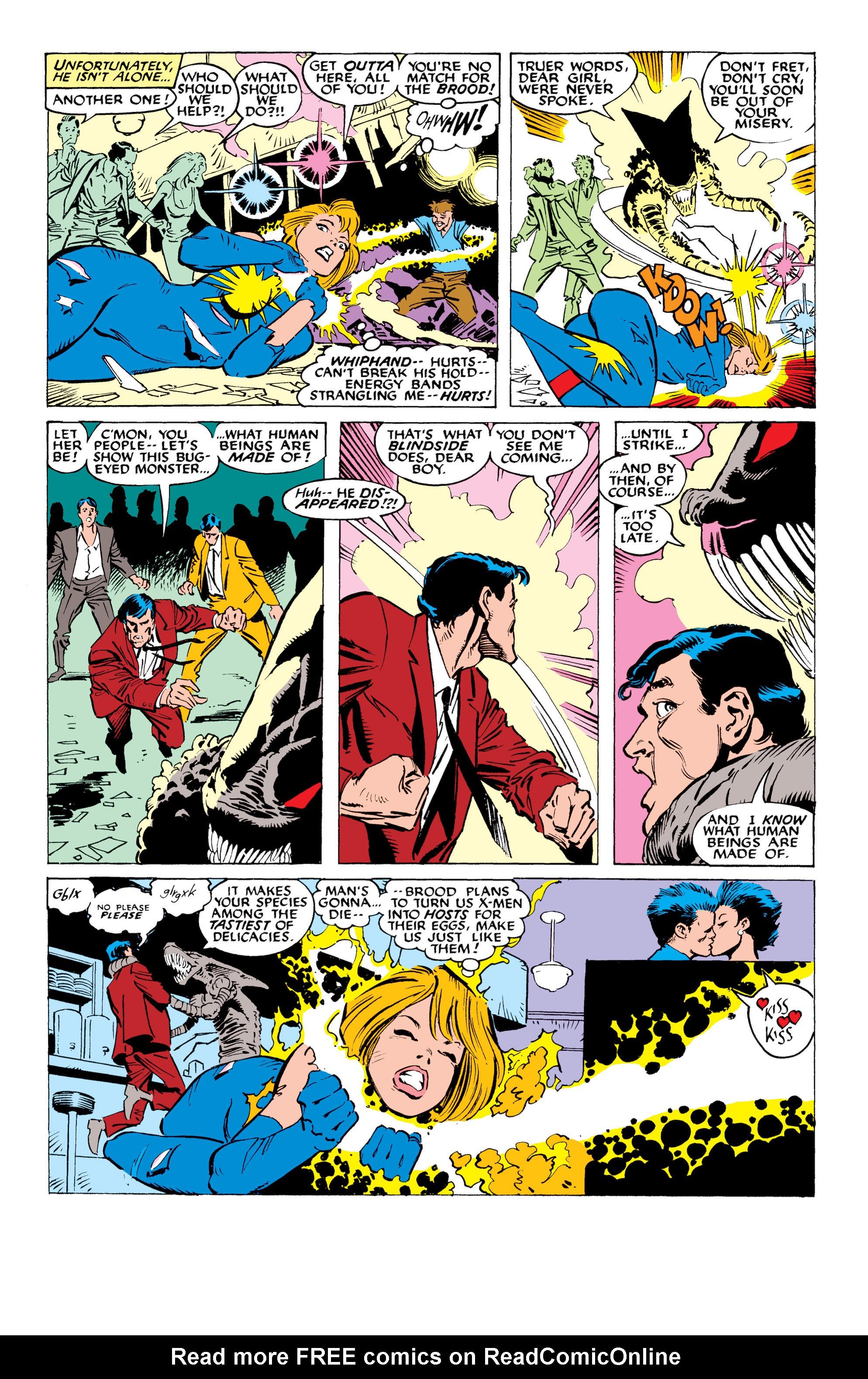 Read online Uncanny X-Men (1963) comic -  Issue #234 - 5