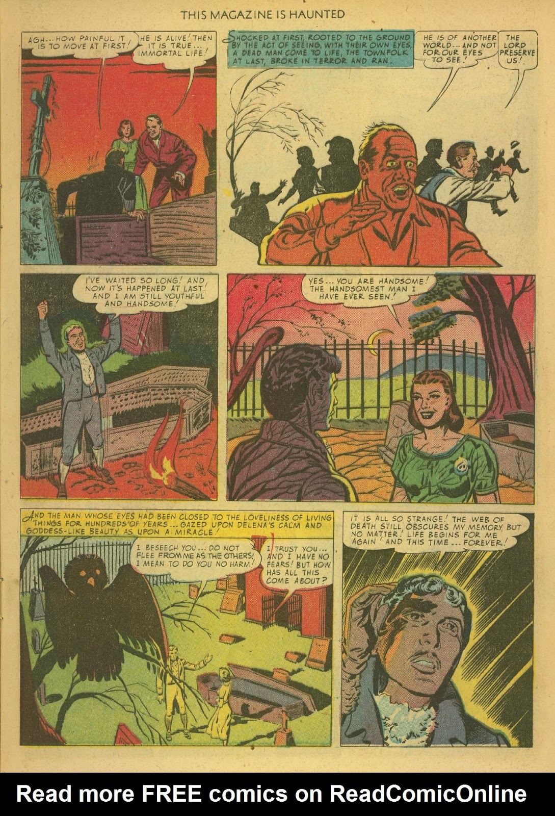 Read online This Magazine Is Haunted comic -  Issue #1 - 9