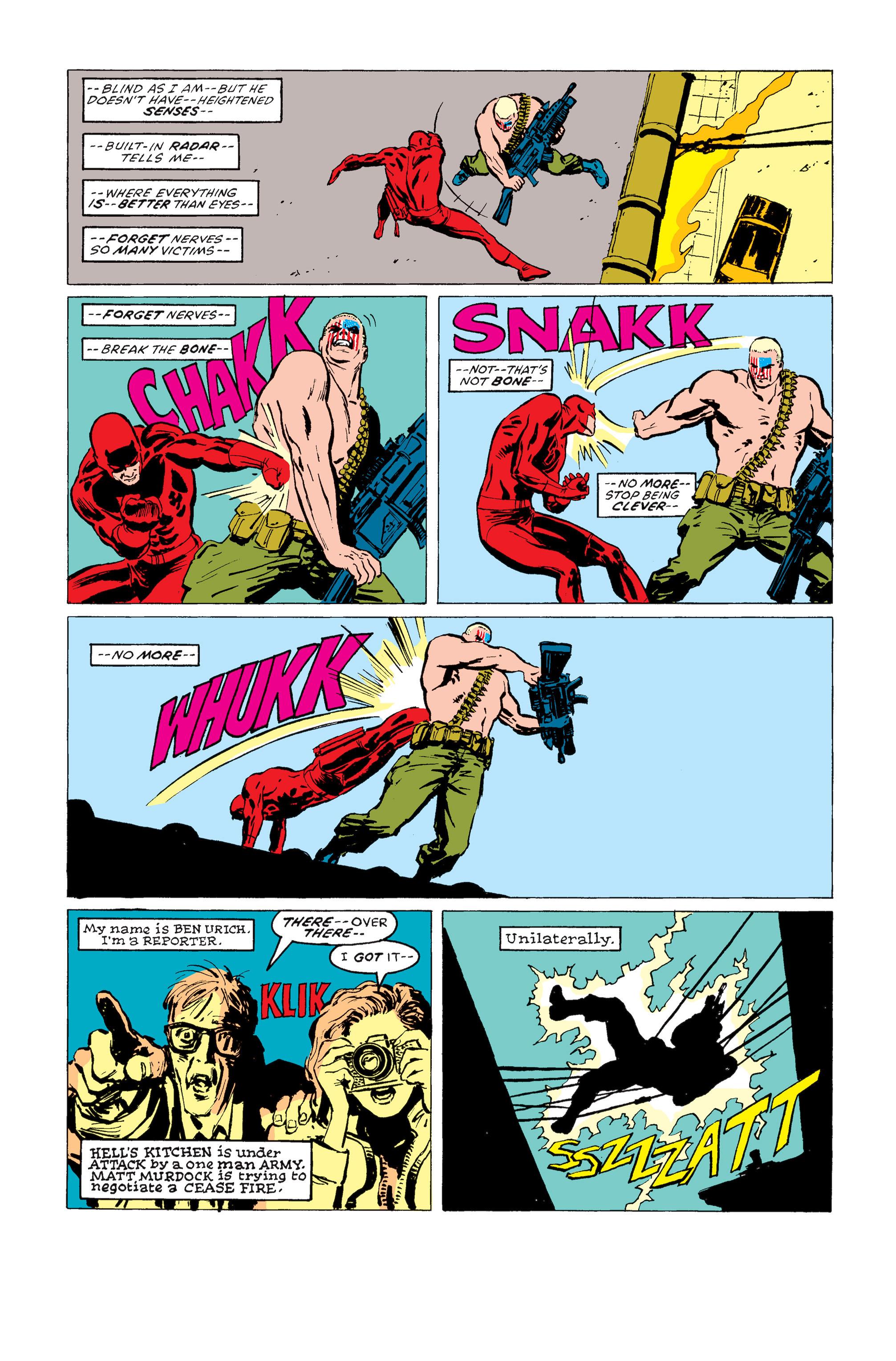 Read online Daredevil: Born Again comic -  Issue # Full - 174