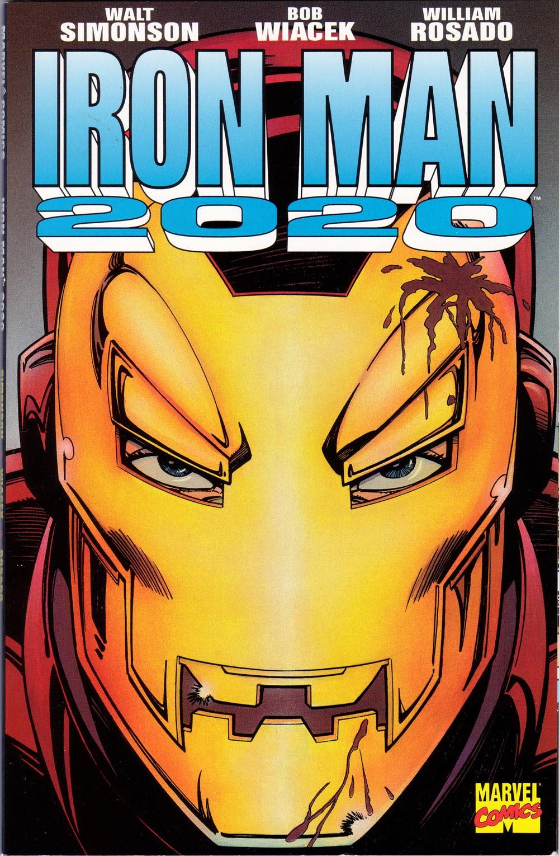 Iron Man 2020 (1994) Full Page 1
