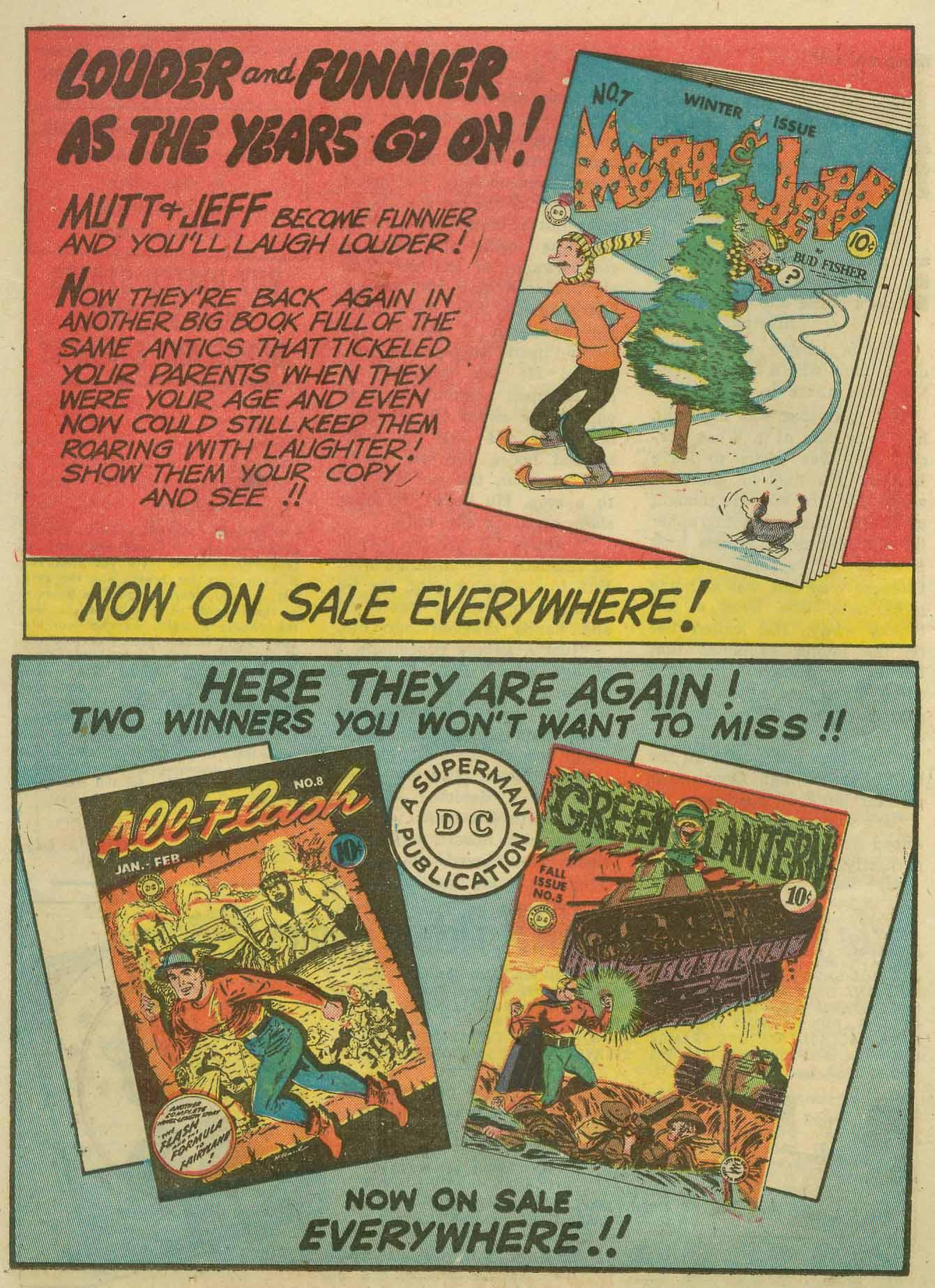Read online Sensation (Mystery) Comics comic -  Issue #14 - 48