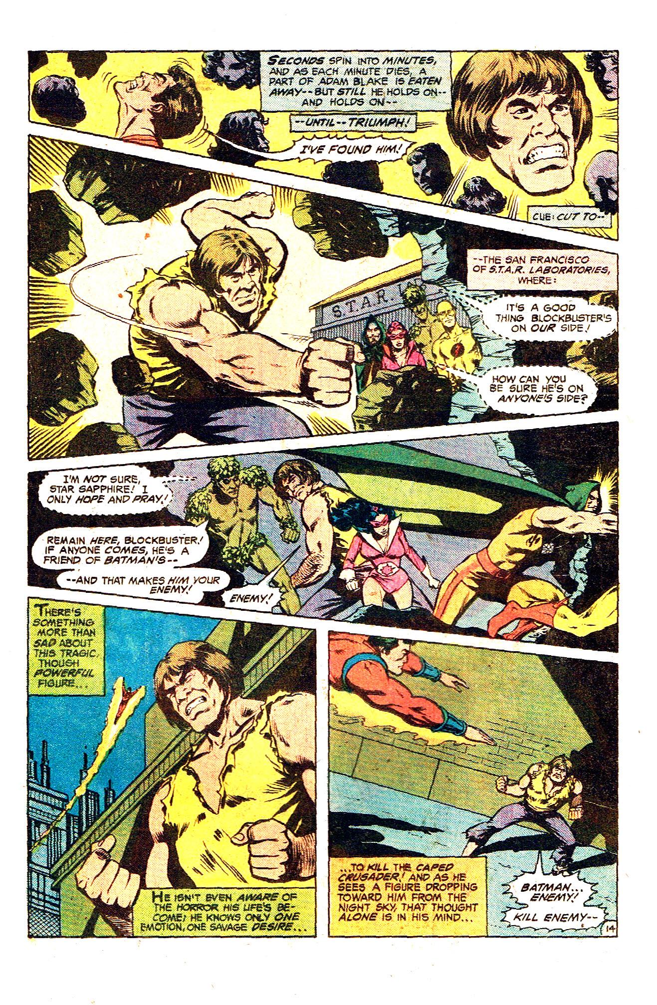 Read online Secret Society of Super-Villains comic -  Issue #12 - 26