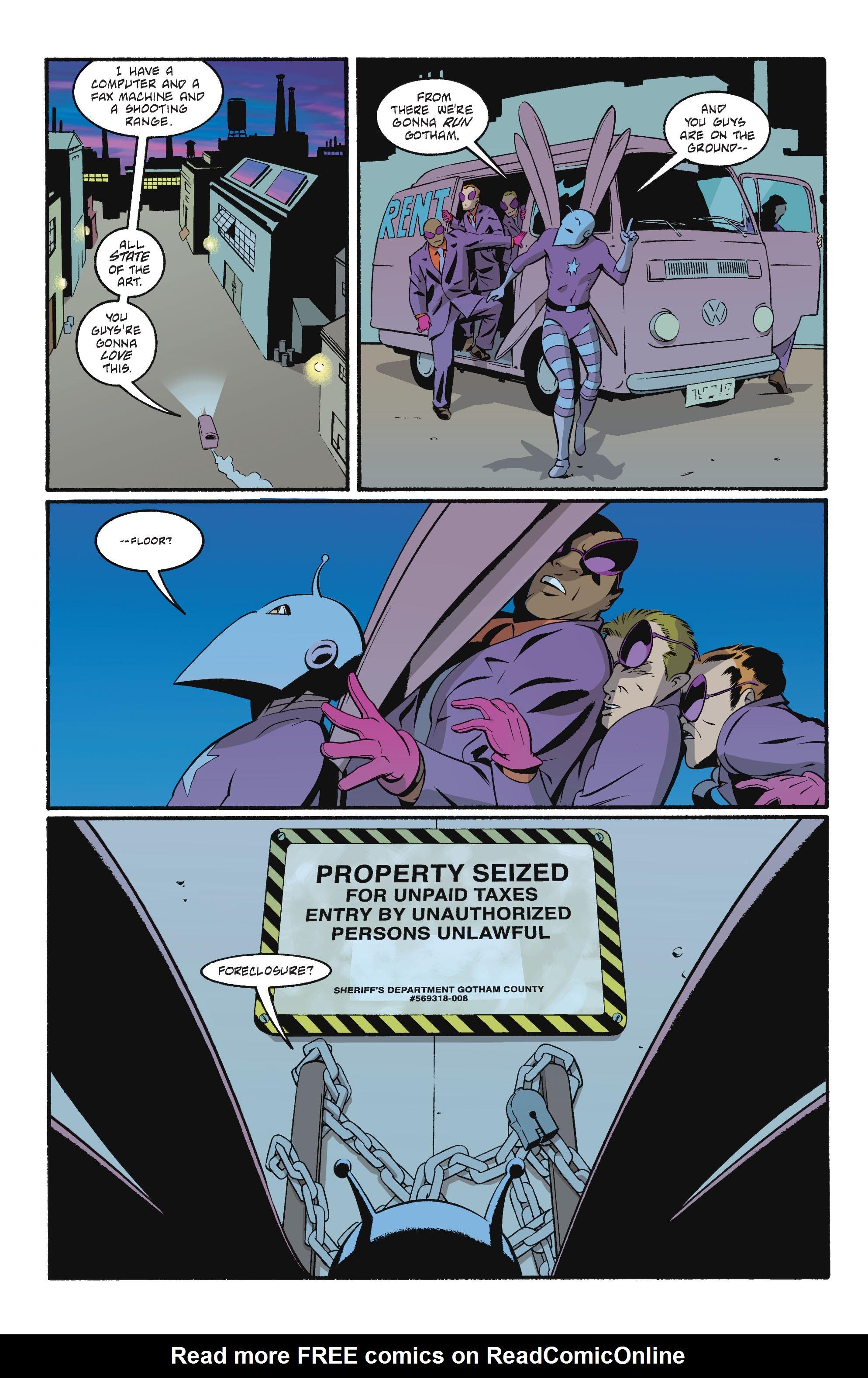 Read online Batgirl/Robin: Year One comic -  Issue # TPB 2 - 95