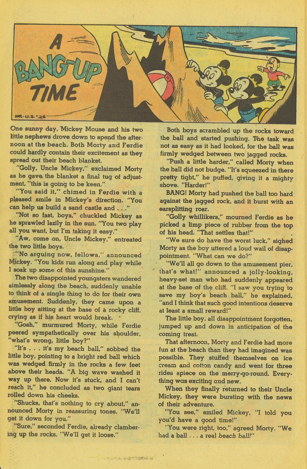 Read online Uncle Scrooge (1953) comic -  Issue #143 - 26