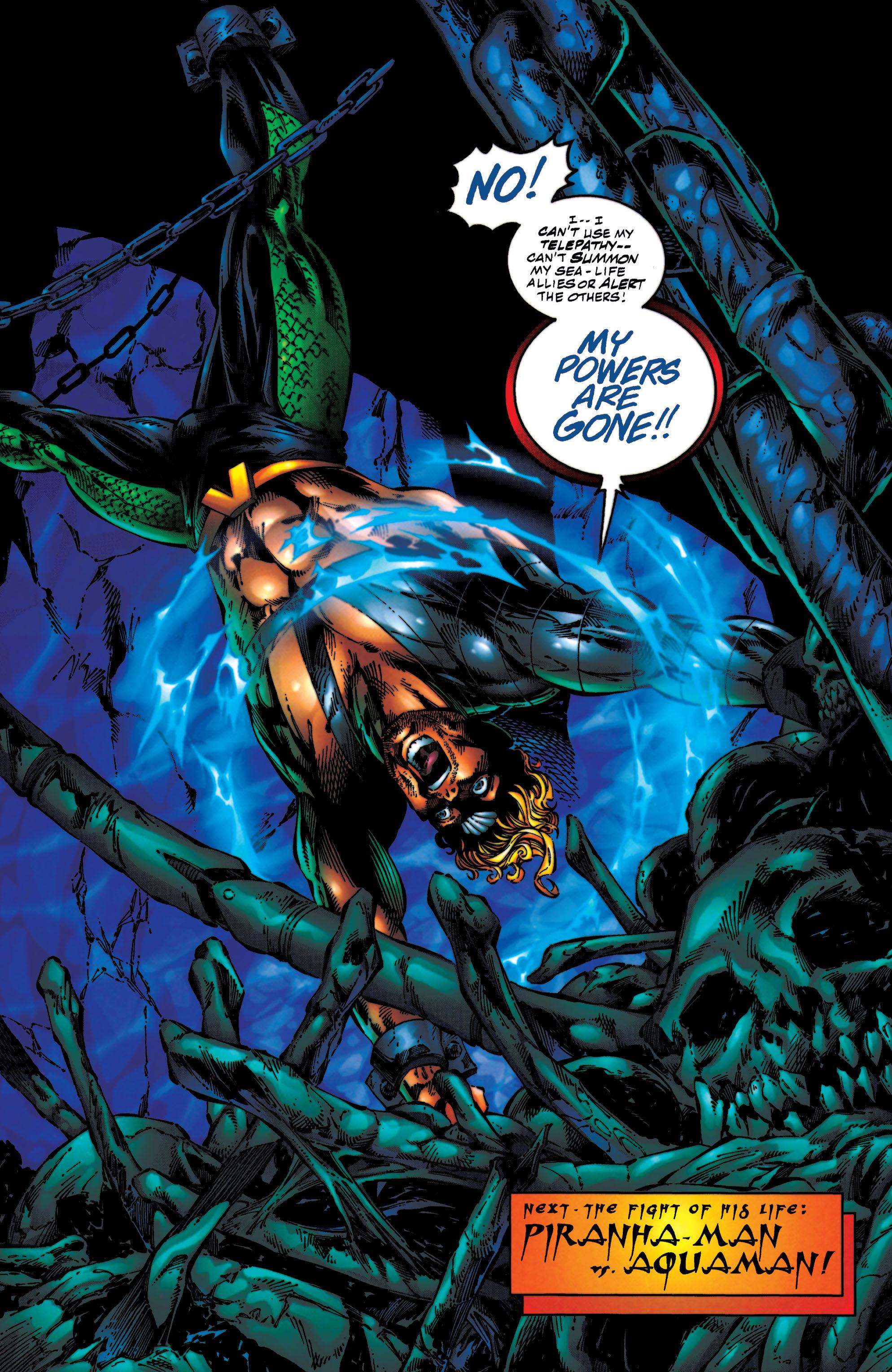 Read online Aquaman (1994) comic -  Issue #56 - 22