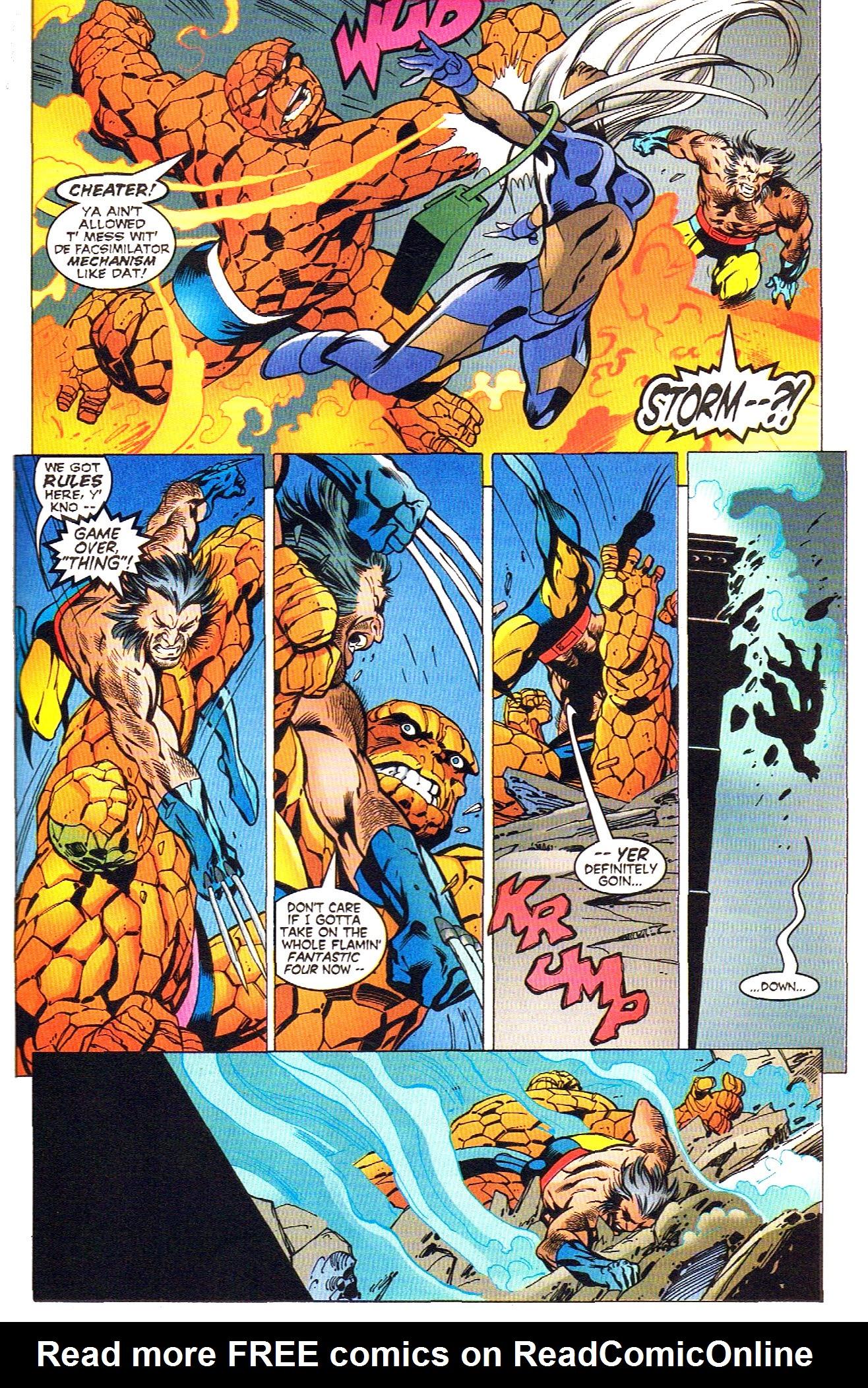 X-Men (1991) 89 Page 37