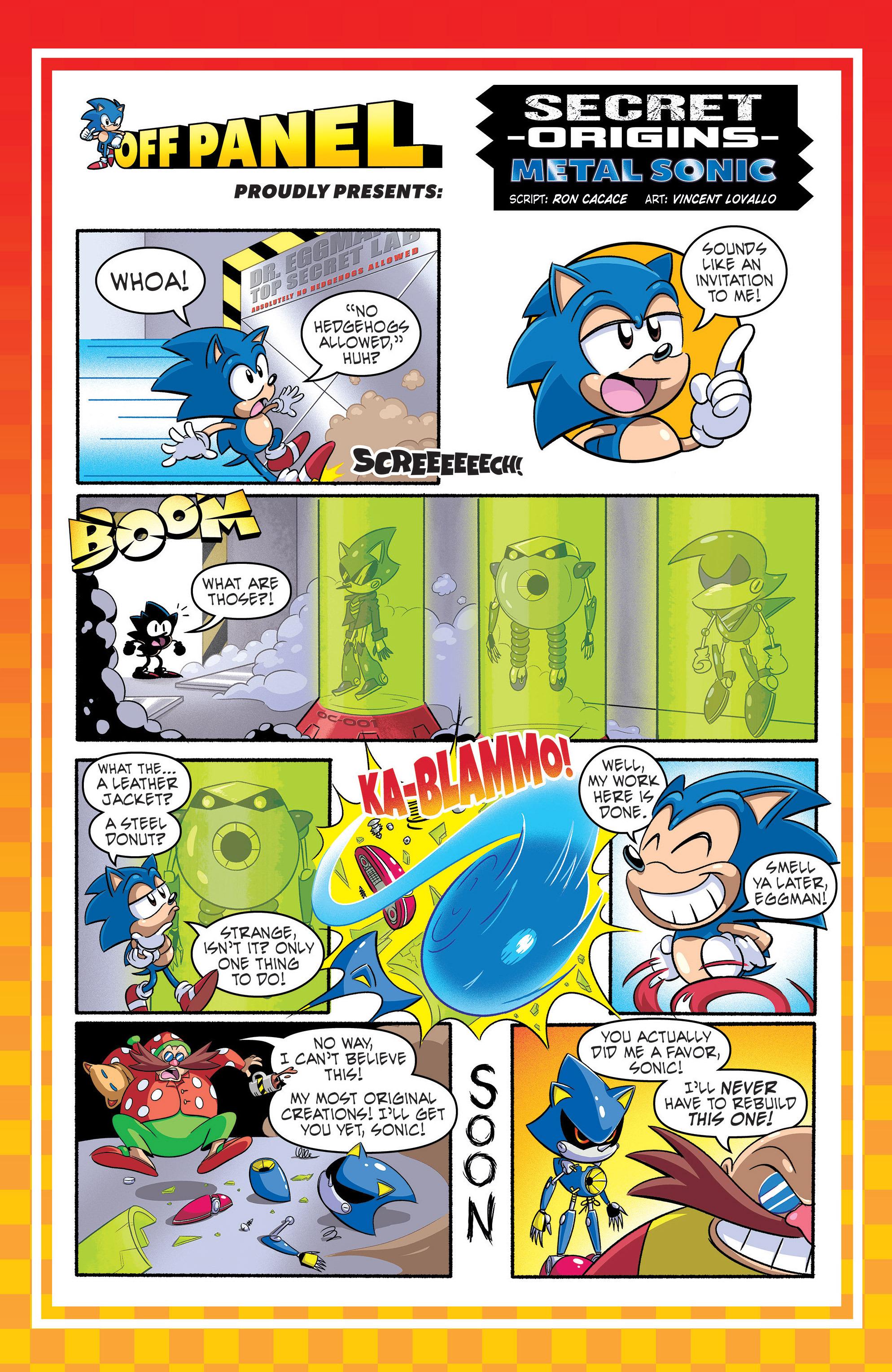 Read online Sonic Mega Drive: Next Level comic -  Issue # Full - 34