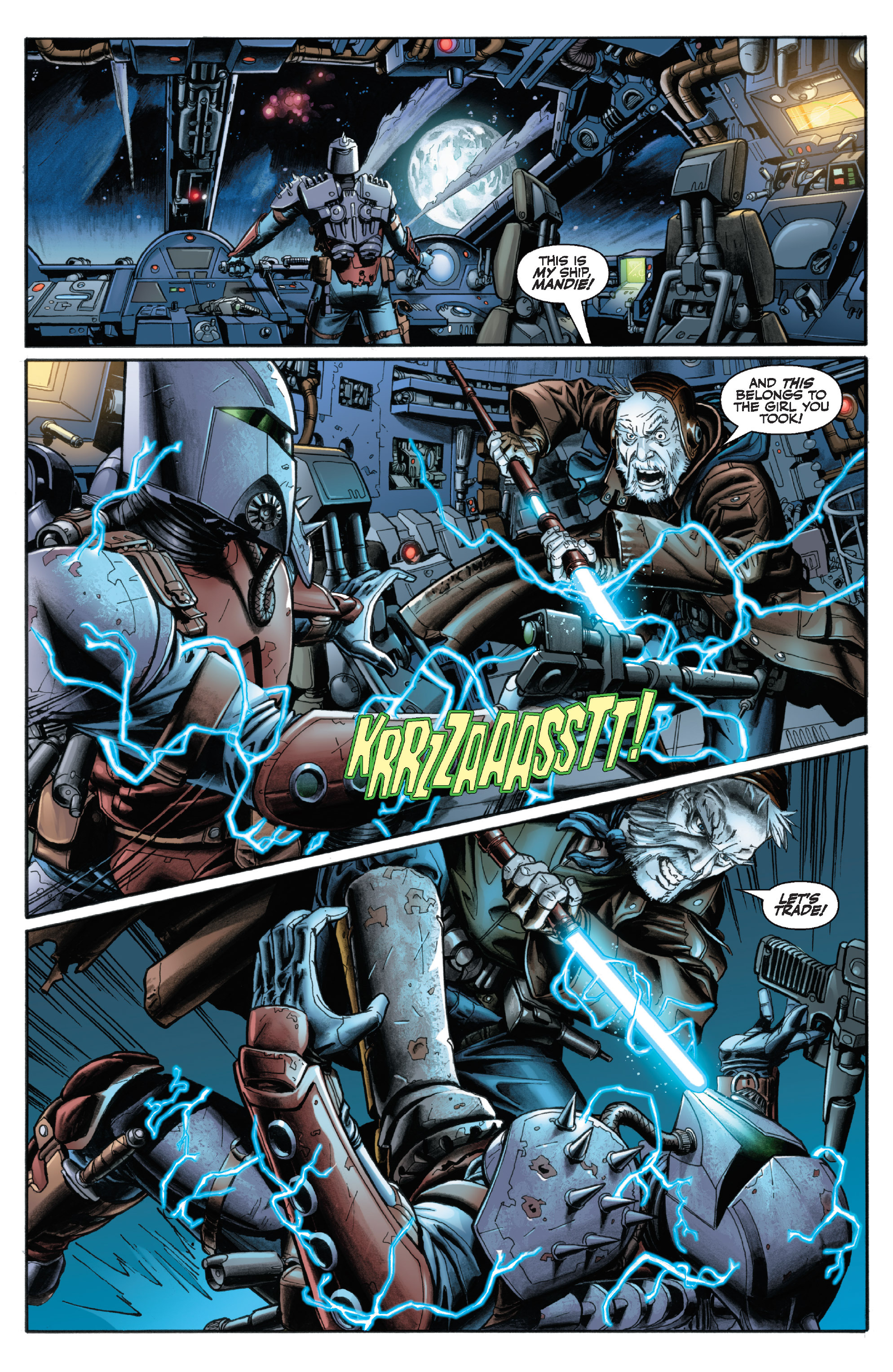 Read online Star Wars Omnibus comic -  Issue # Vol. 29 - 168