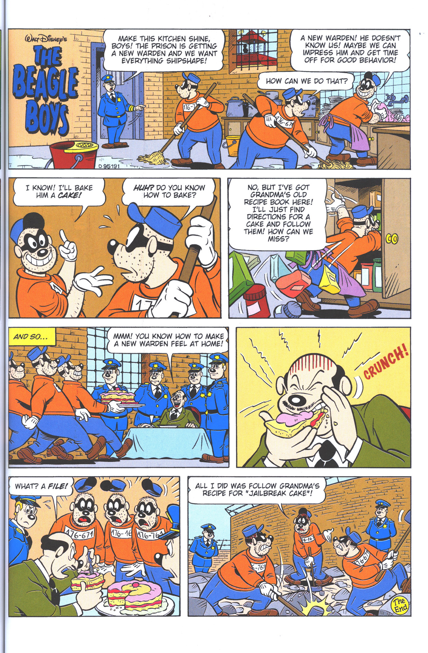 Read online Uncle Scrooge (1953) comic -  Issue #368 - 57