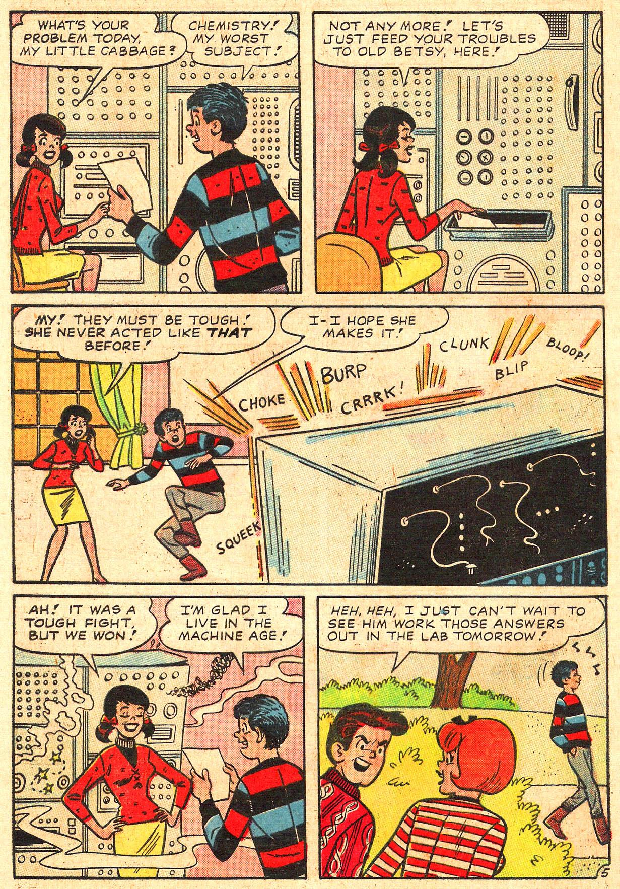 Read online She's Josie comic -  Issue #18 - 24