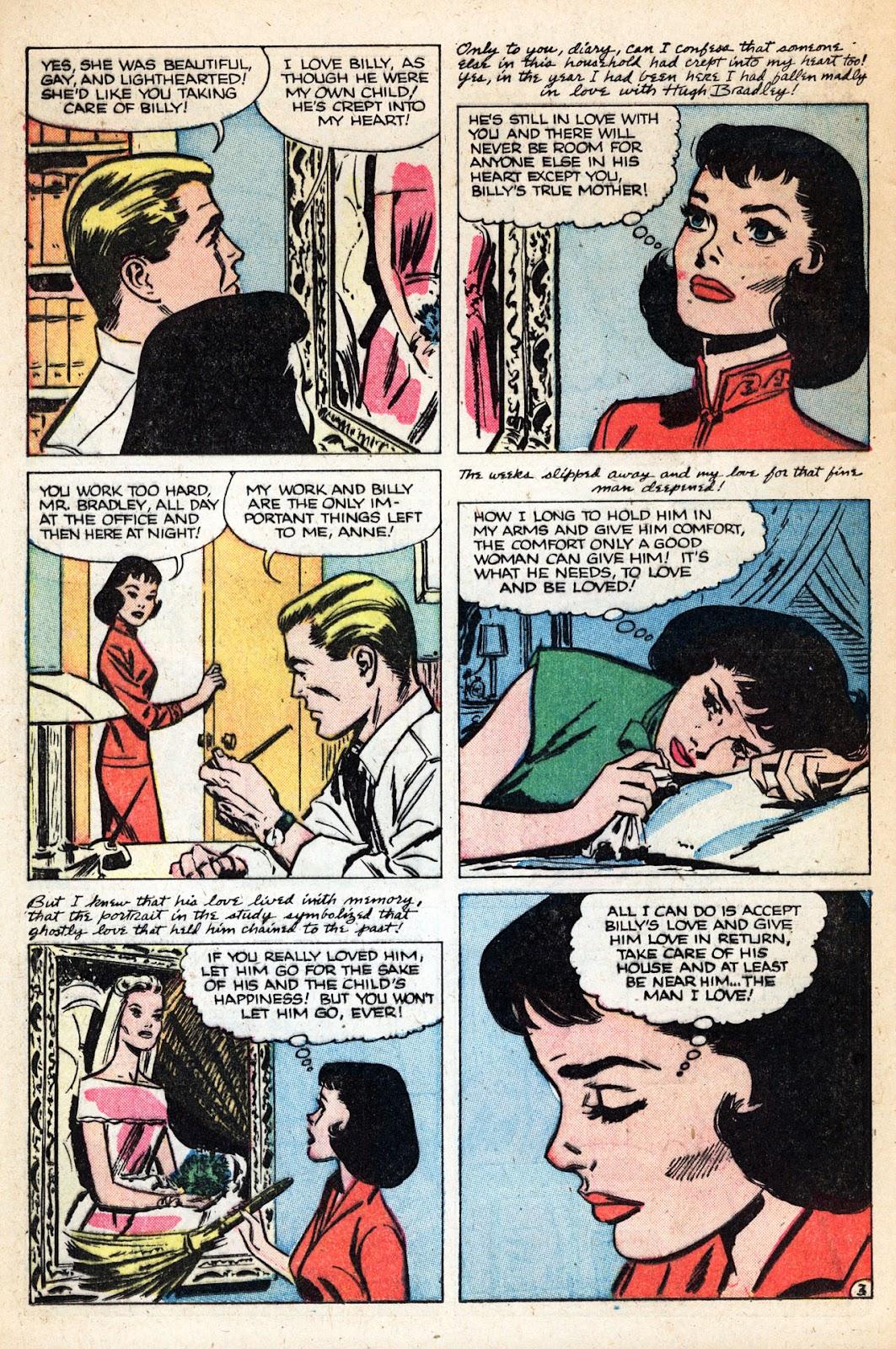 Love Romances (1949) issue 83 - Page 12