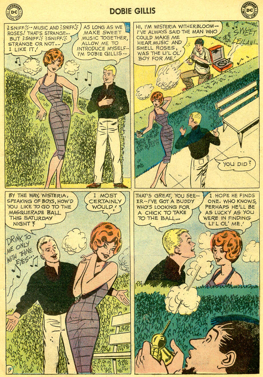 Many Loves of Dobie Gillis issue 4 - Page 7
