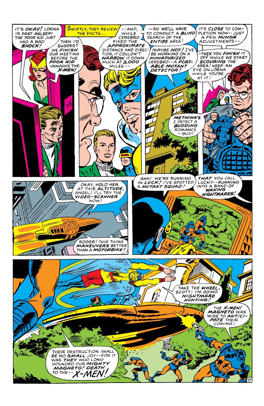 Uncanny X-Men (1963) issue 49 - Page 10