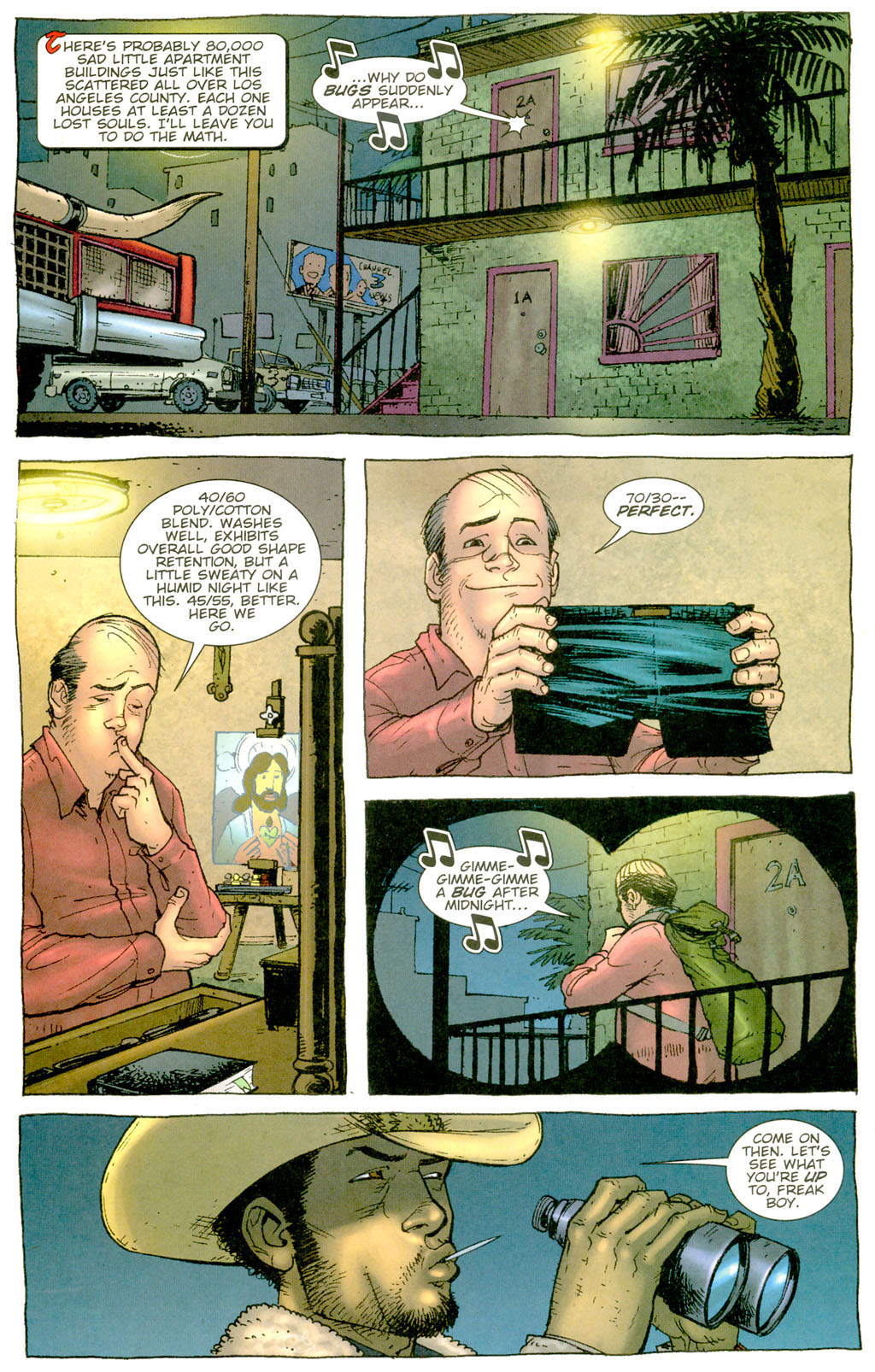 Read online The Exterminators comic -  Issue #7 - 11