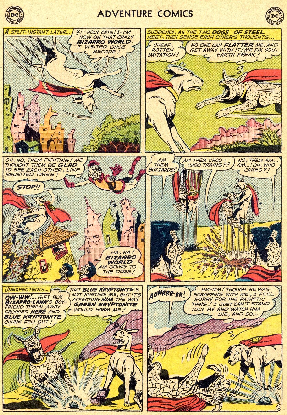 Read online Adventure Comics (1938) comic -  Issue #294 - 26