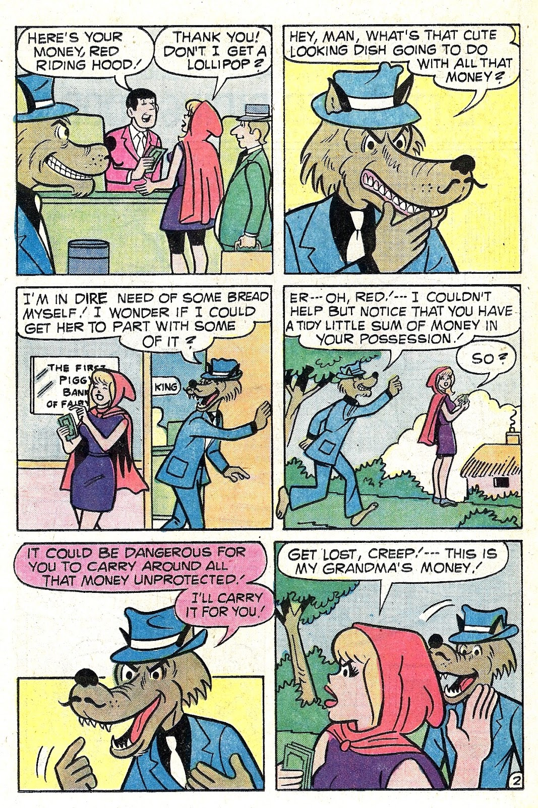 Read online Madhouse Comics comic -  Issue #116 - 14