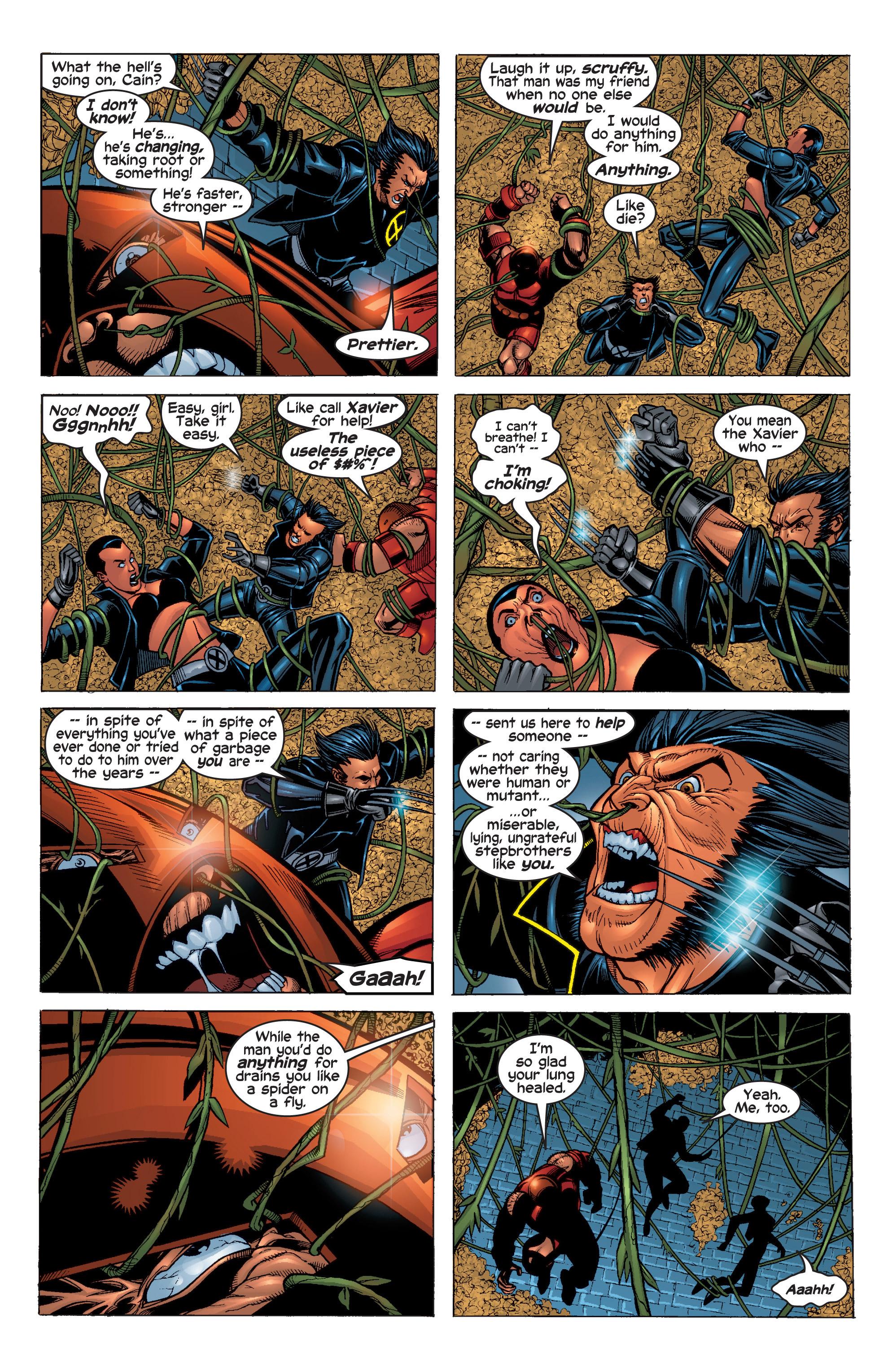 Read online Uncanny X-Men (1963) comic -  Issue #411 - 19