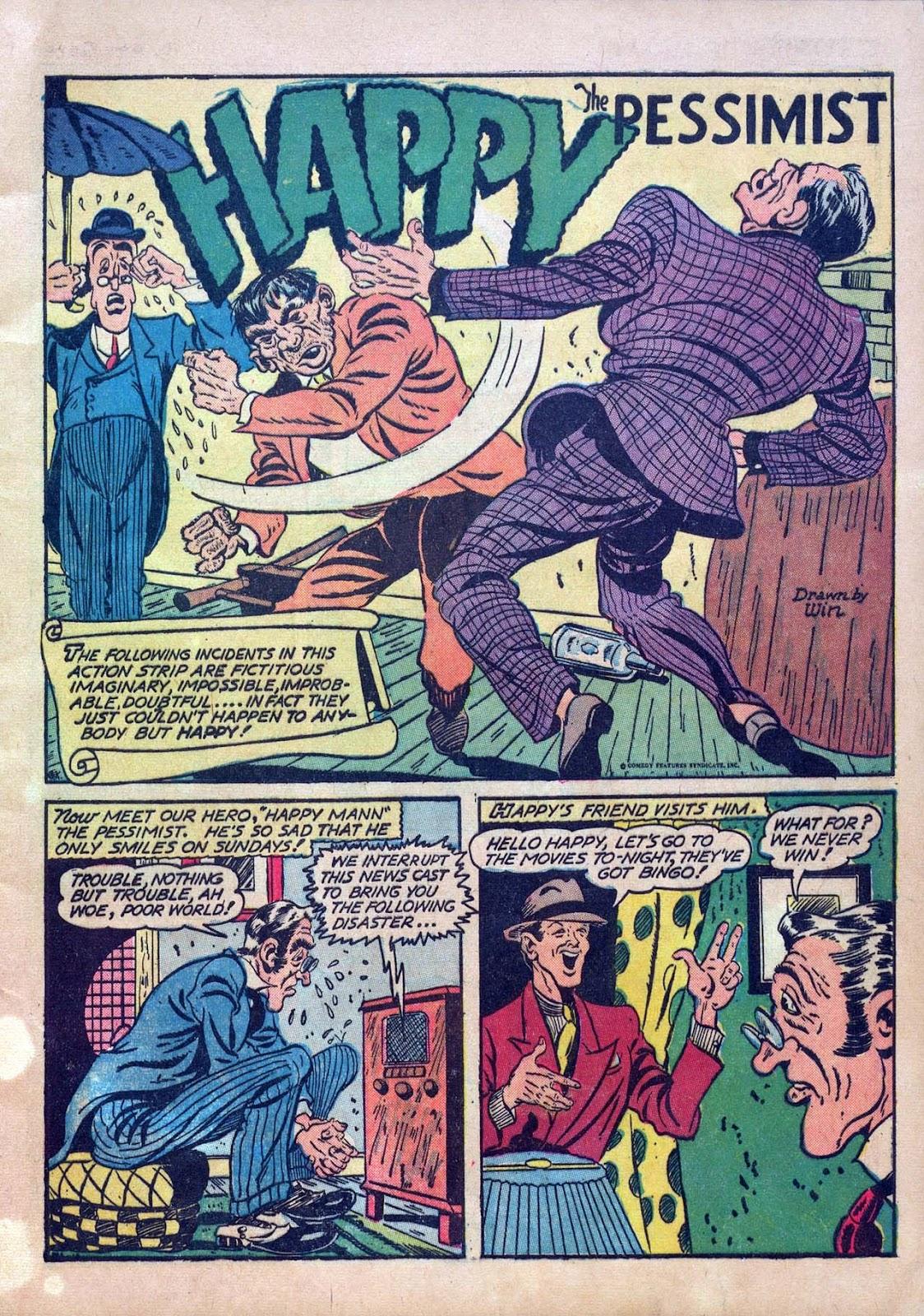 Read online Joker Comics comic -  Issue #1 - 9