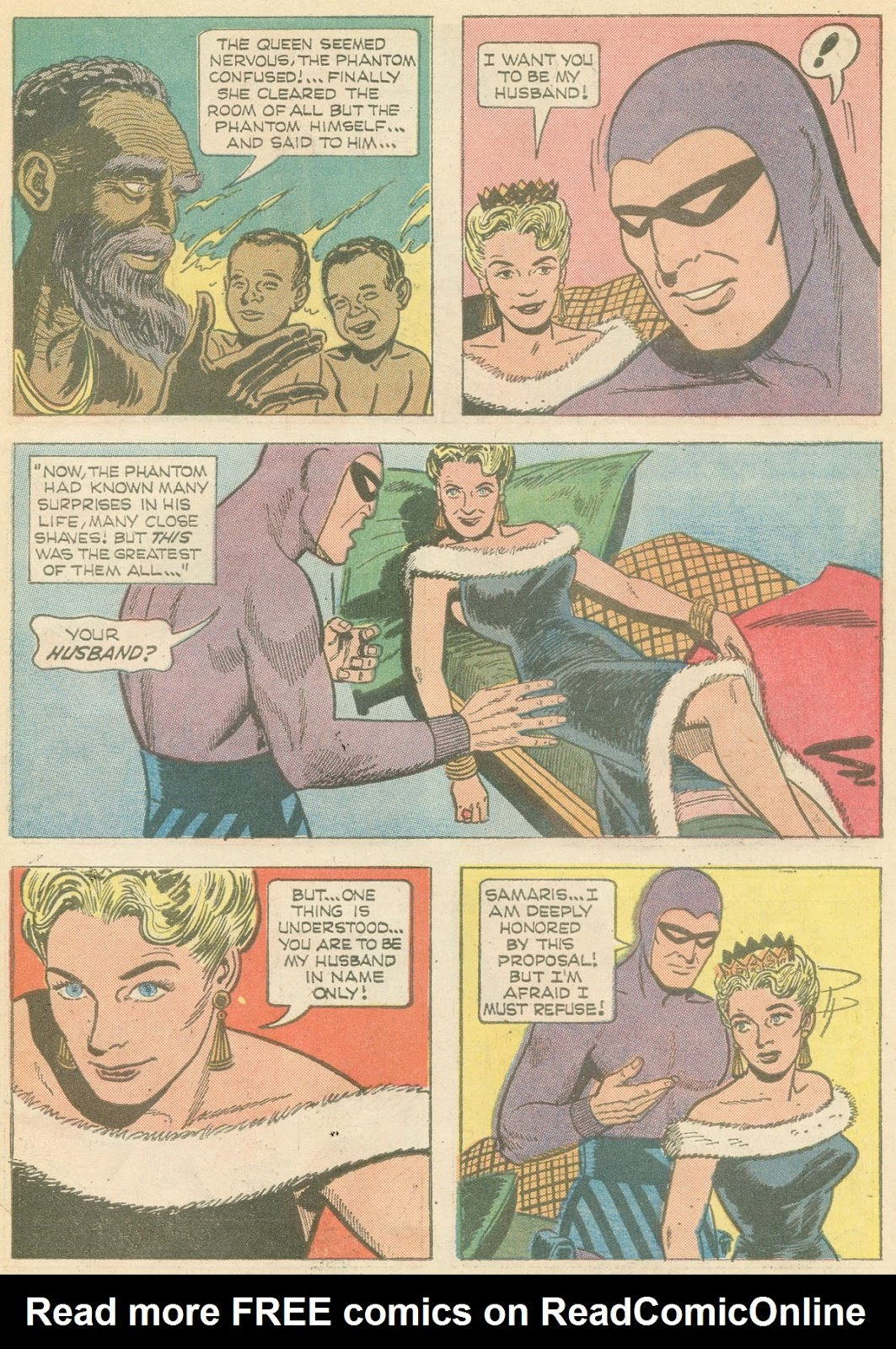 The Phantom (1962) issue 17 - Page 27