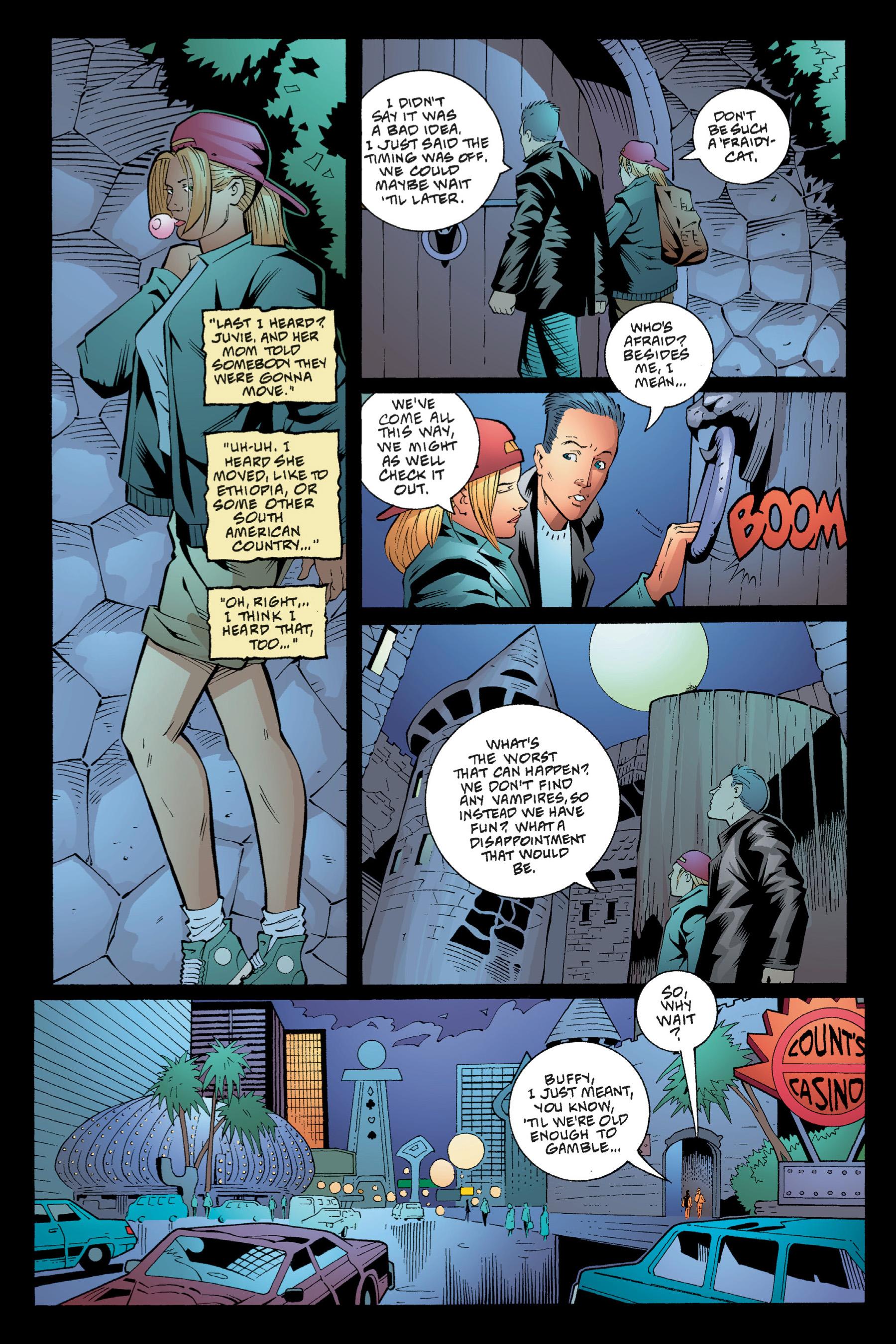 Read online Buffy the Vampire Slayer: Omnibus comic -  Issue # TPB 1 - 101