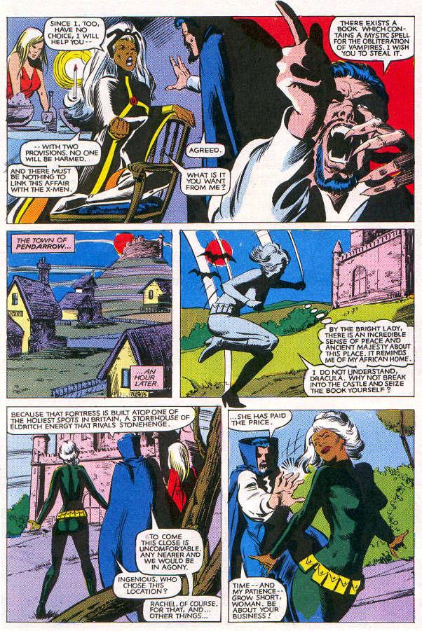 Read online Uncanny X-Men (1963) comic -  Issue # _Annual 6 - 19