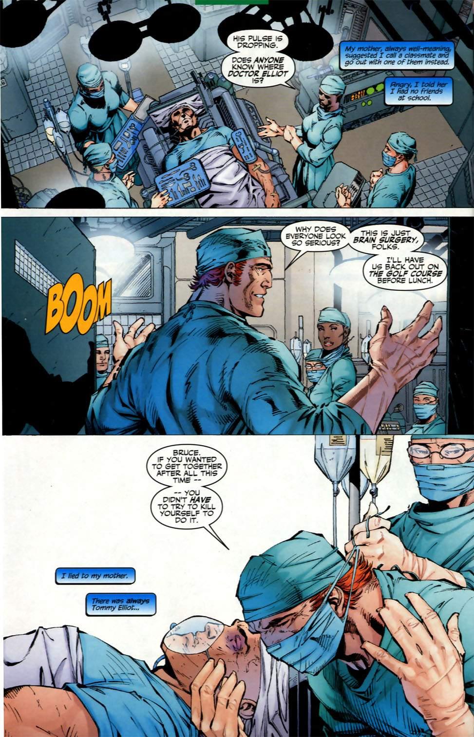 Read online Batman: Hush comic -  Issue #2 - 15
