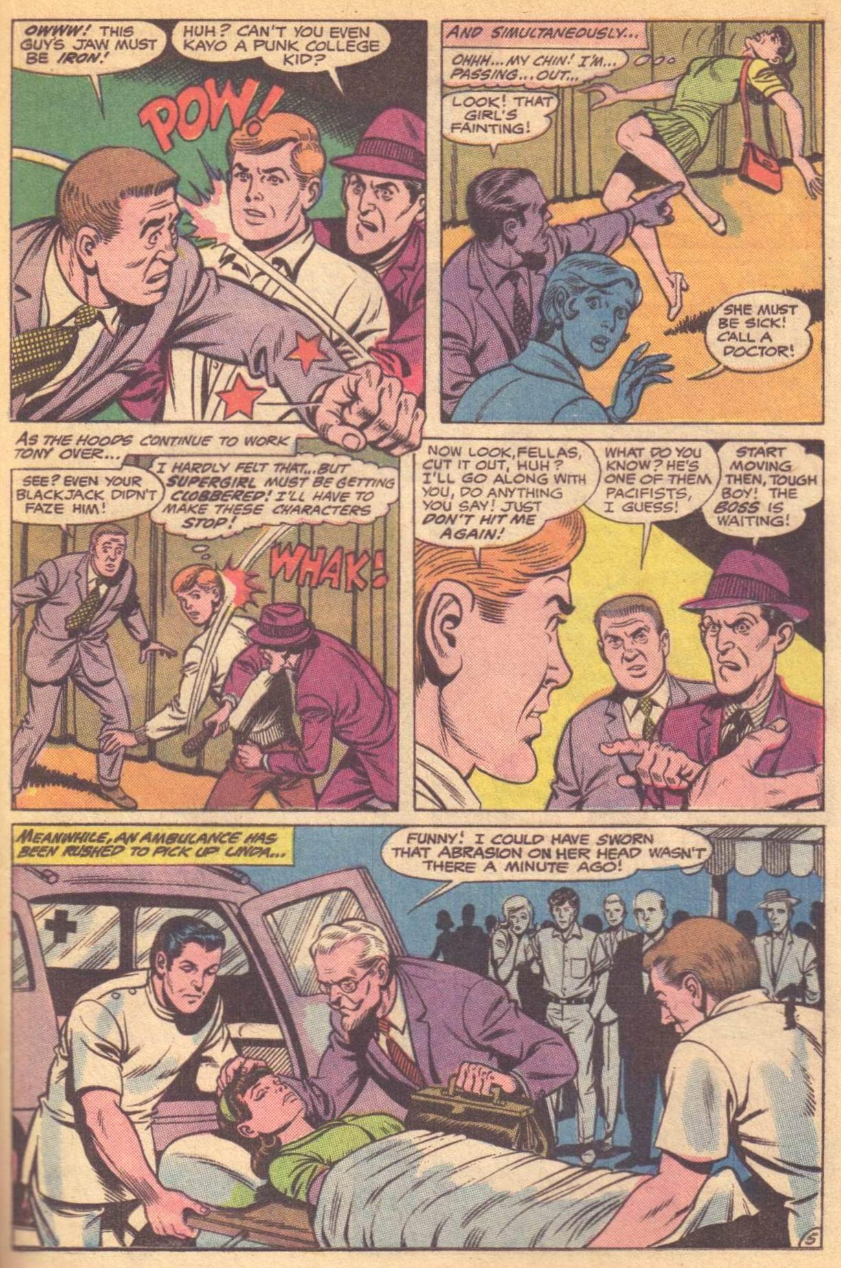 Read online Adventure Comics (1938) comic -  Issue #383 - 21