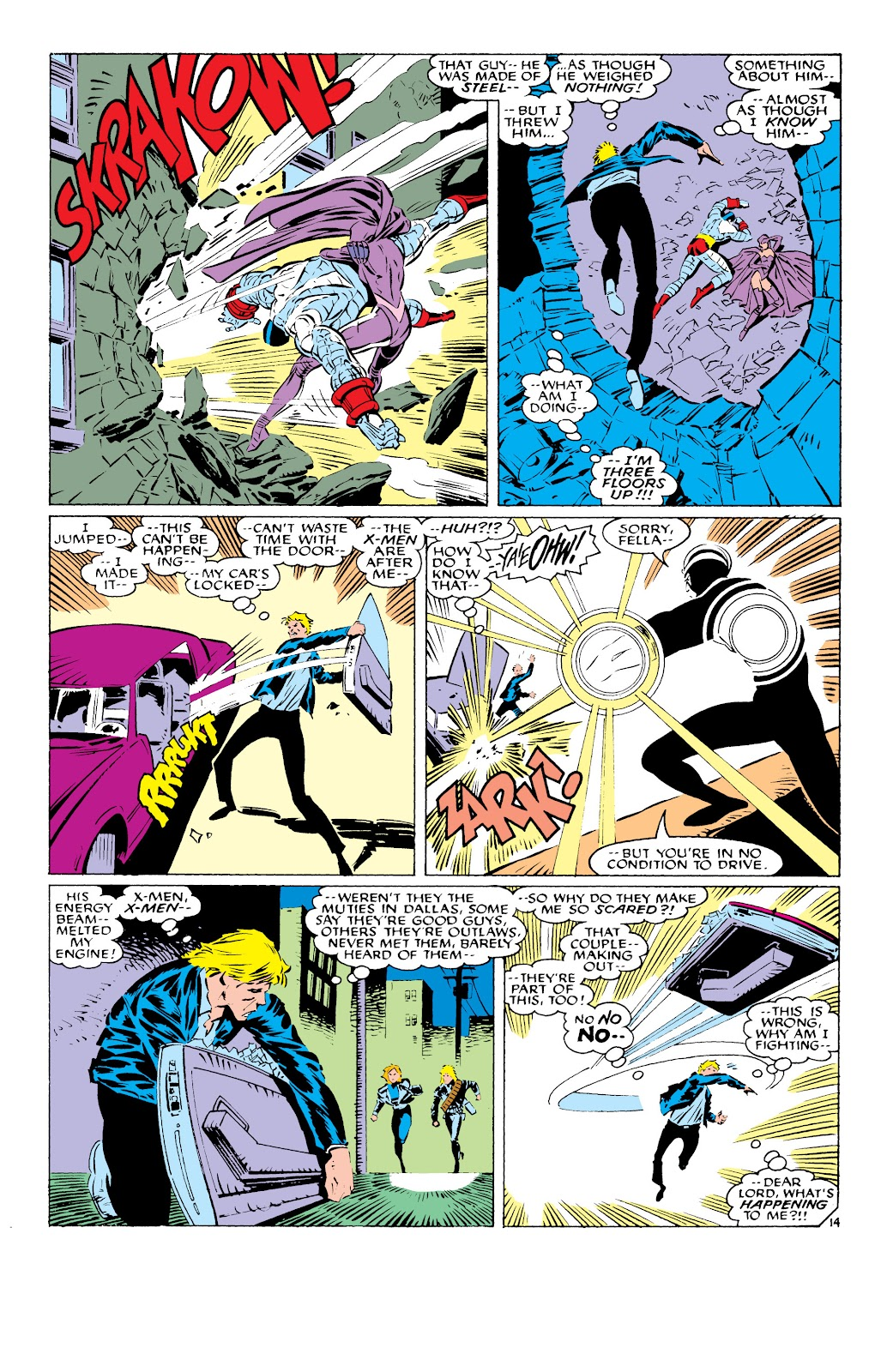 Uncanny X-Men (1963) issue 232 - Page 15