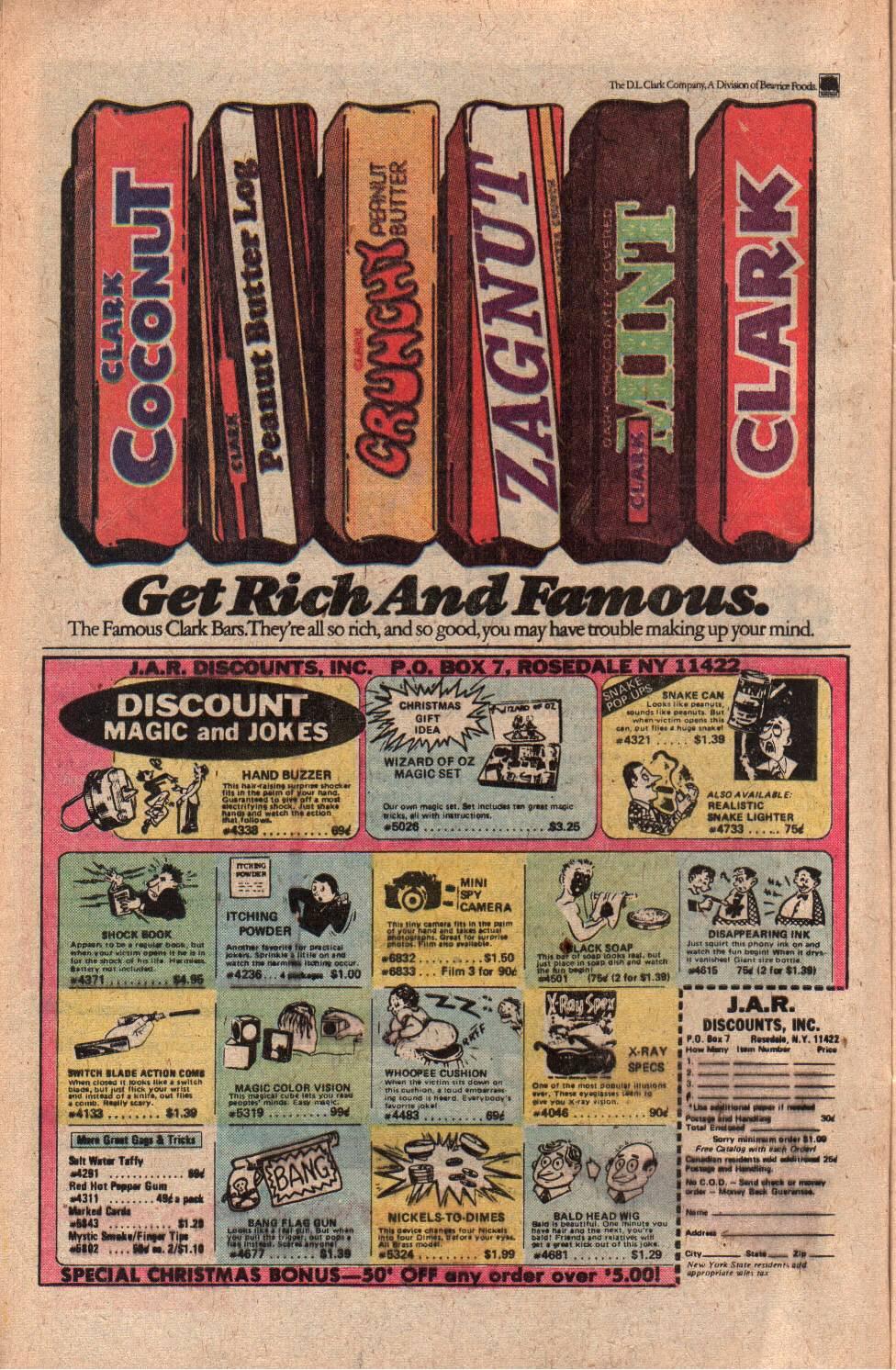 Read online Shazam! (1973) comic -  Issue #34 - 8