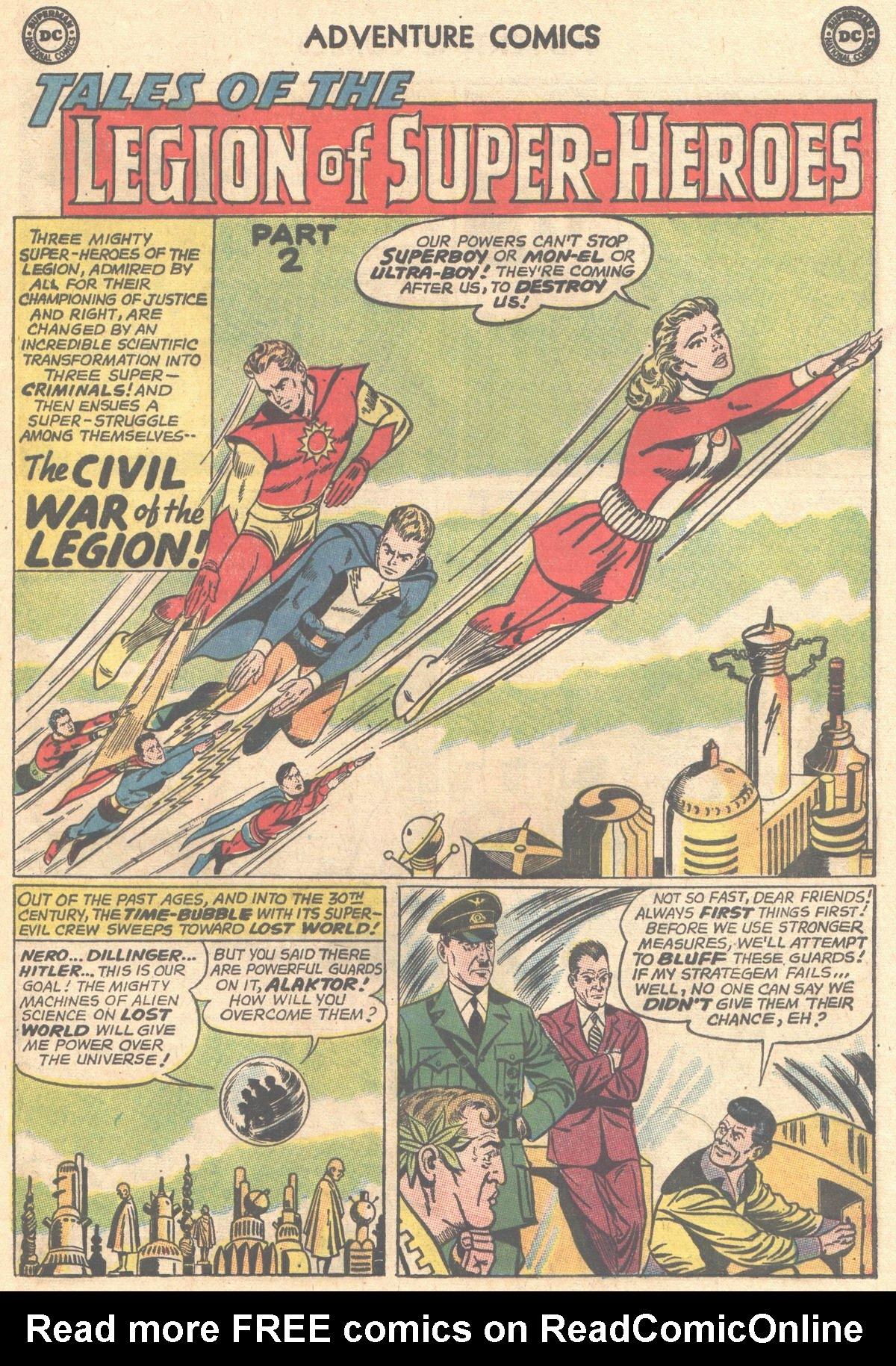 Read online Adventure Comics (1938) comic -  Issue #501 - 19