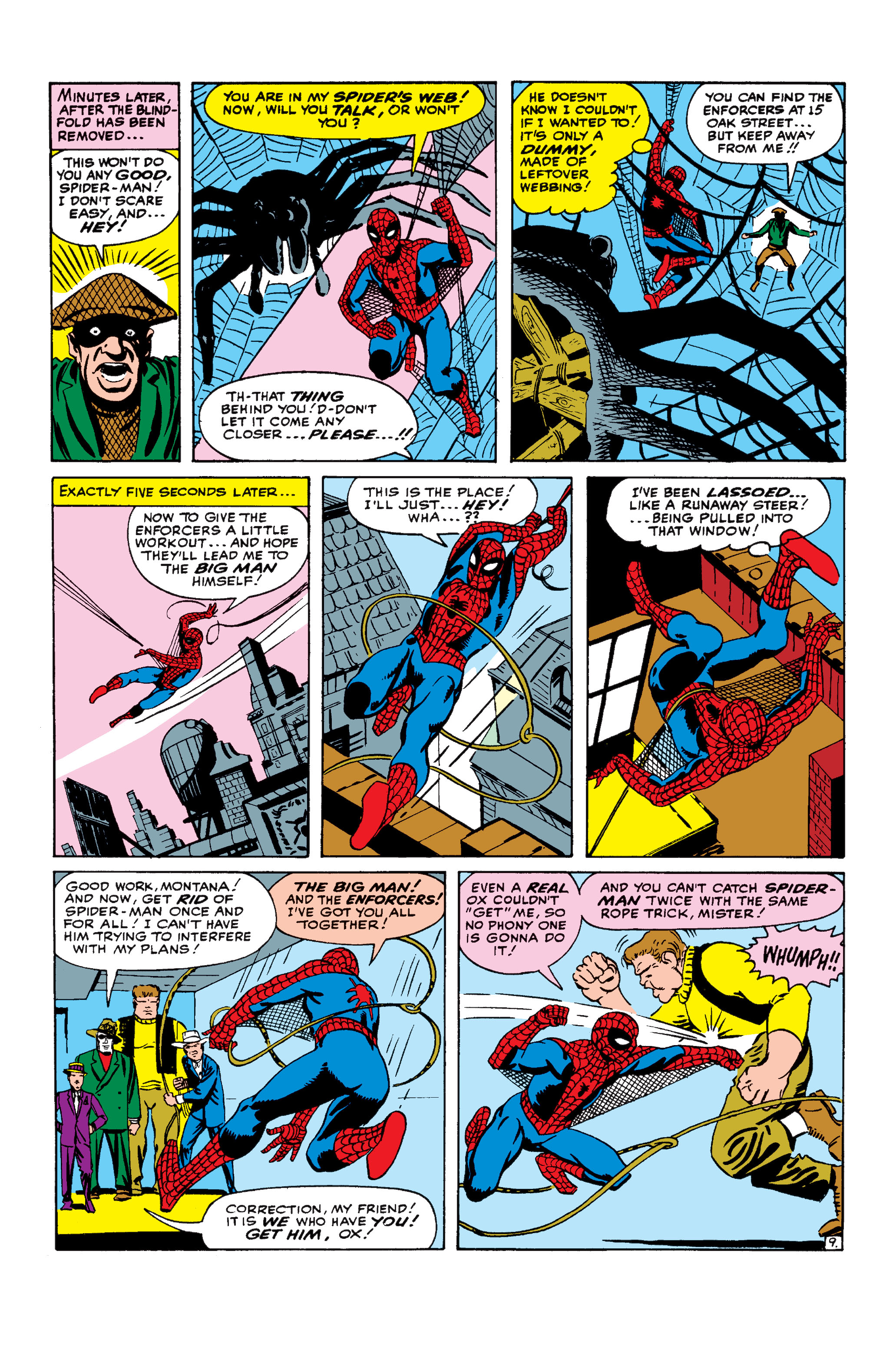 The Amazing Spider-Man (1963) 10 Page 9