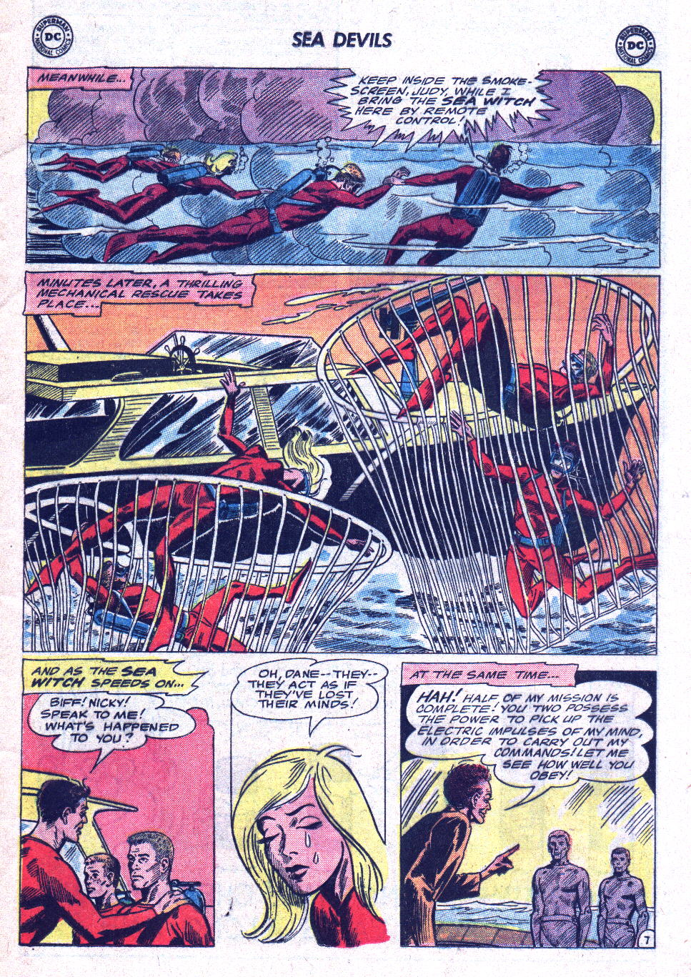 Sea Devils issue 19 - Page 9